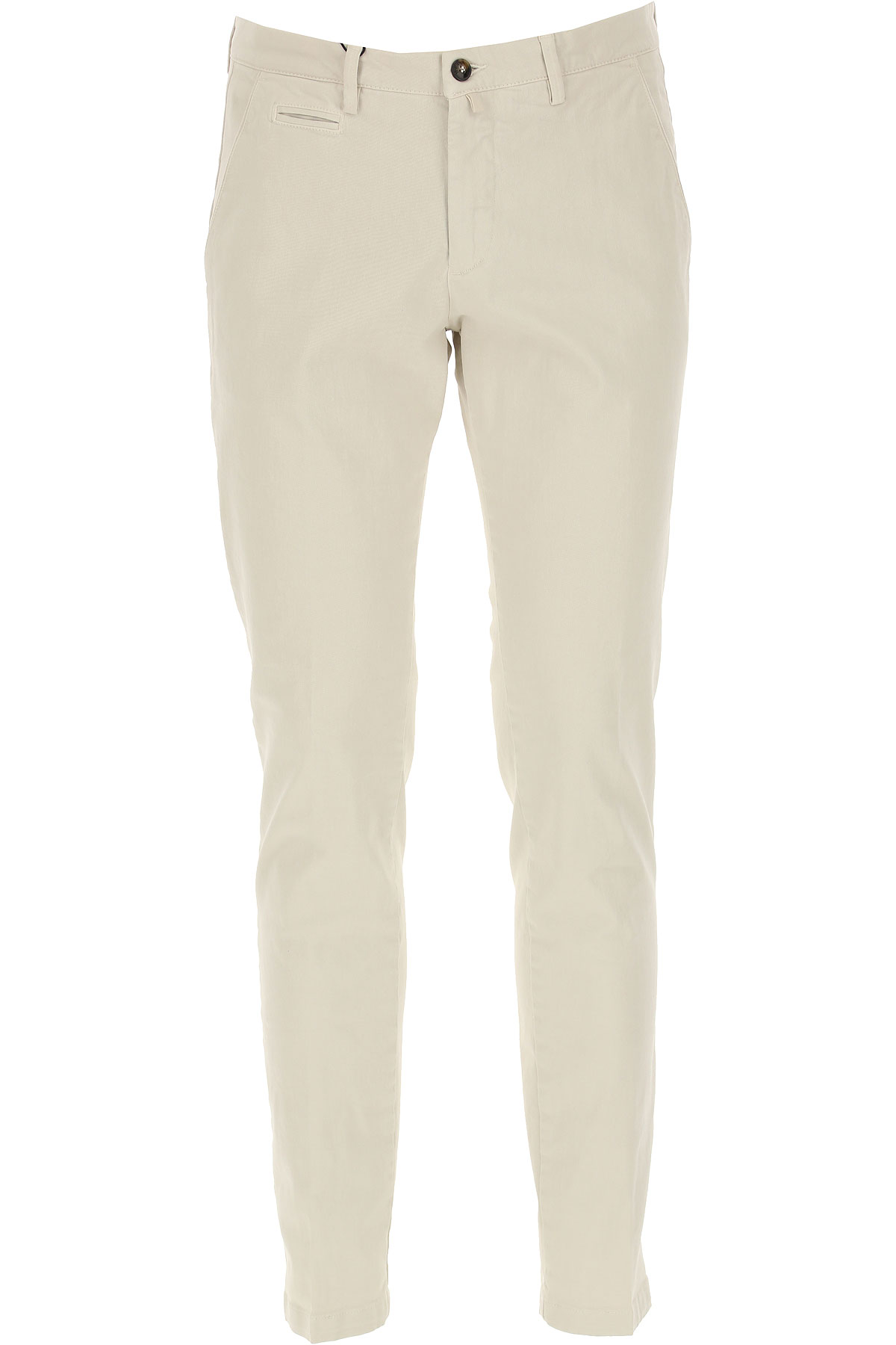 Briglia Pantalon Homme, Crème, Coton, 2019, 46 48