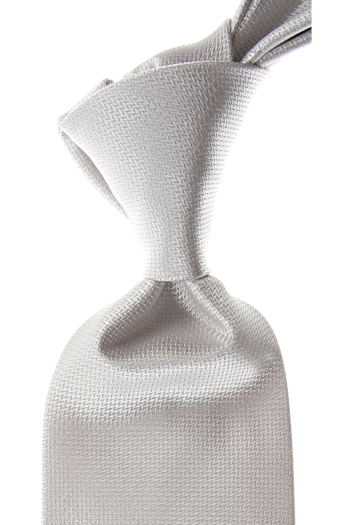 Brioni Ties On Sale, Antique White, Silk, 2019