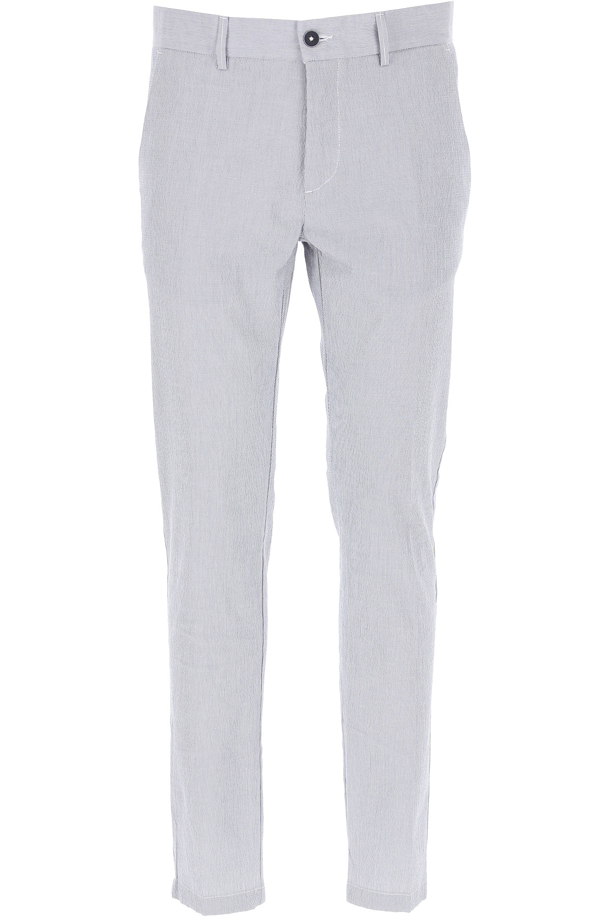 Brooksfield Pants for Men On Sale, White, Cotton, 2019, 32 34 36 38