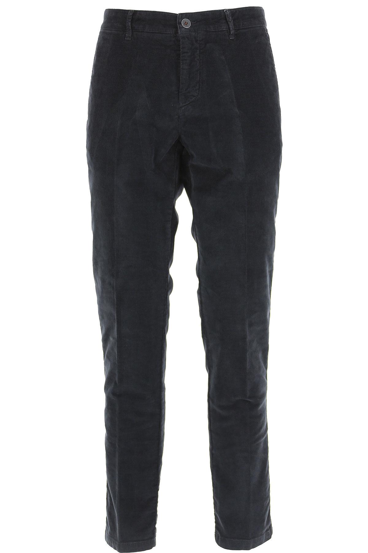Brooksfield Jacket for Men On Sale, Blue Dark, Cotton, 2019, L M XL XXL