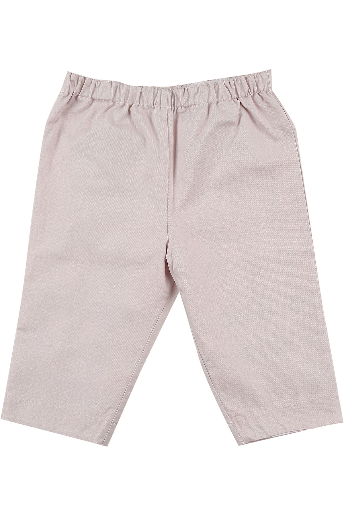 Burberry Baby Pants for Girls On Sale in Outlet, Pale Pink, Cotton, 2019, 3M 6M
