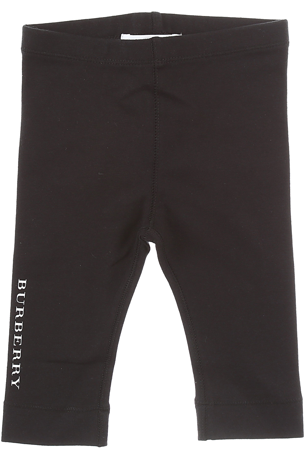 Burberry Baby Pants for Girls On Sale, Black, Cotton, 2019, 12M 2Y