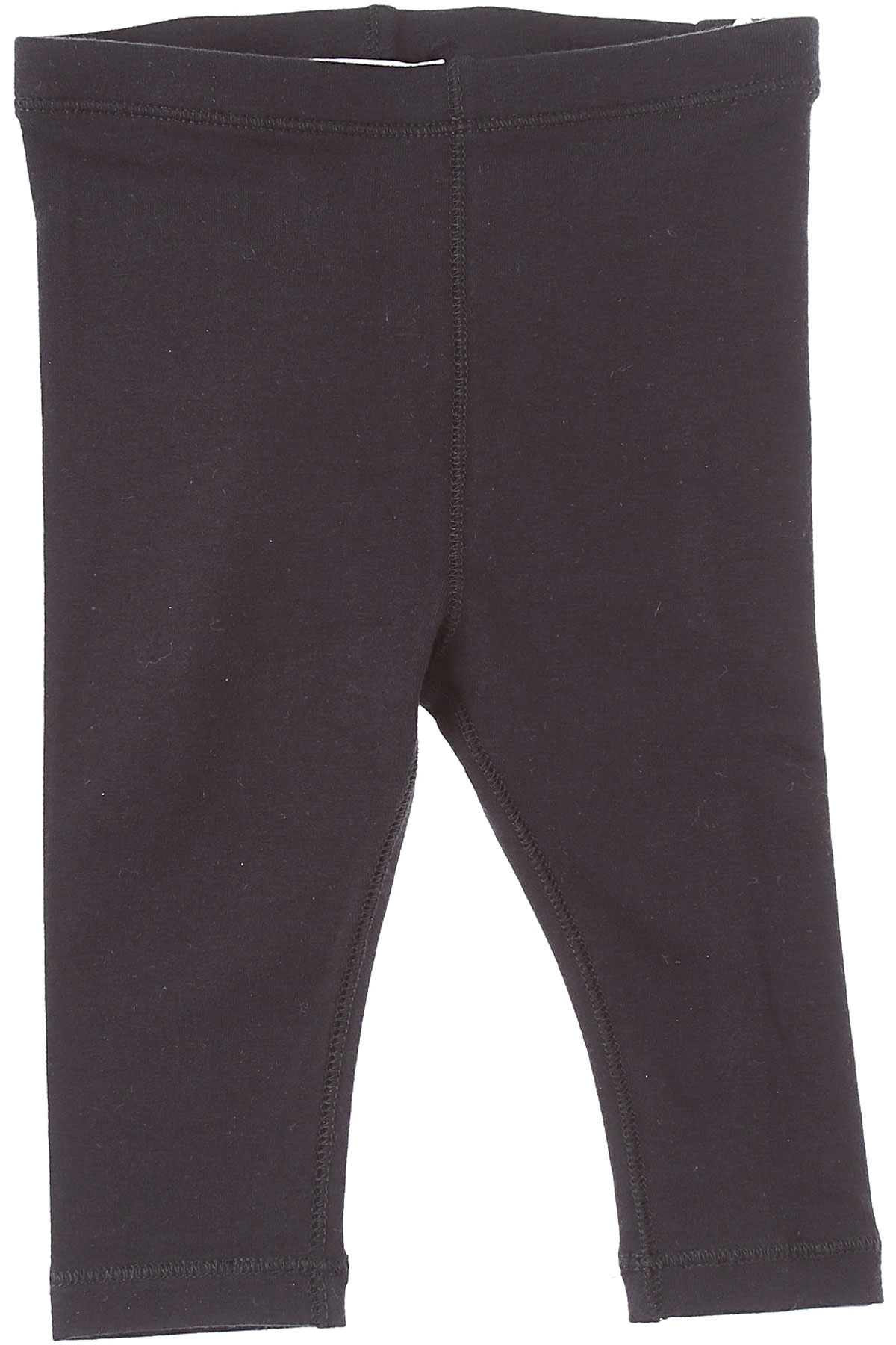Burberry Baby Pants for Girls On Sale, Black, Cotton, 2019, 12M 2Y 6M