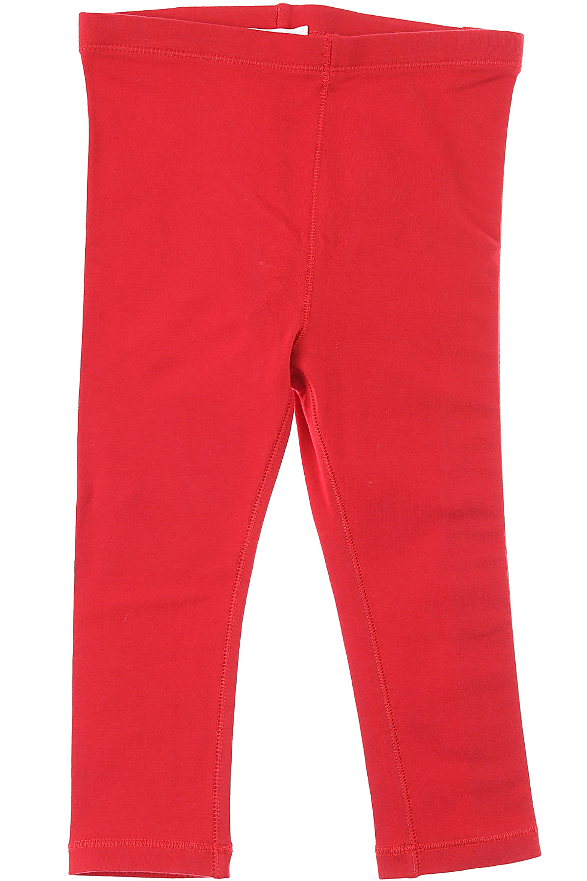 Burberry Baby Pants for Girls On Sale, Red, Cotton, 2019, 12M 18M 2Y 6M