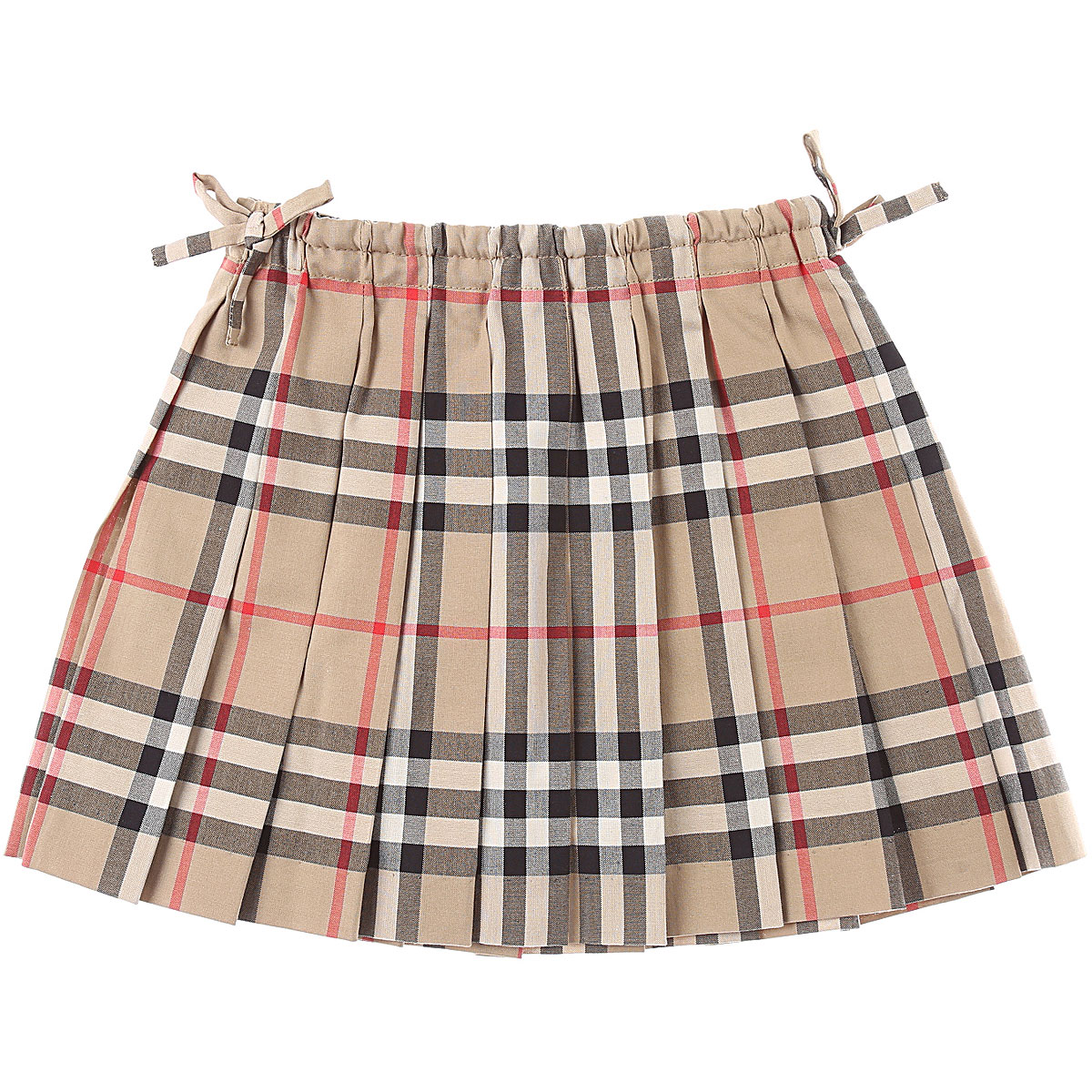 Burberry Baby Skirts for Girls On Sale, Camel, Cotton, 2019, 12M 18M 2Y 2Y 3Y 6M