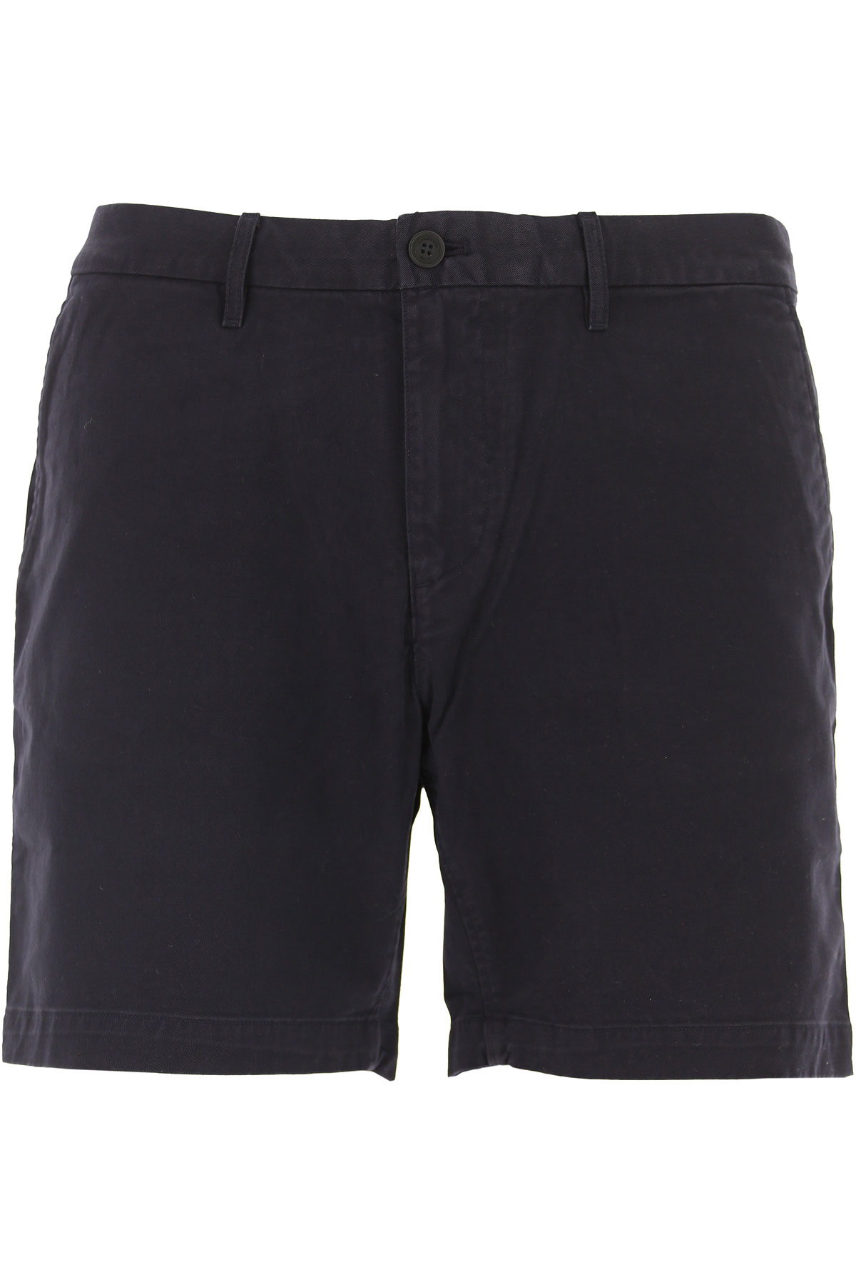 Image of Burberry Shorts for Men On Sale in Outlet, Blue Navy, Cotton, 2017, 40