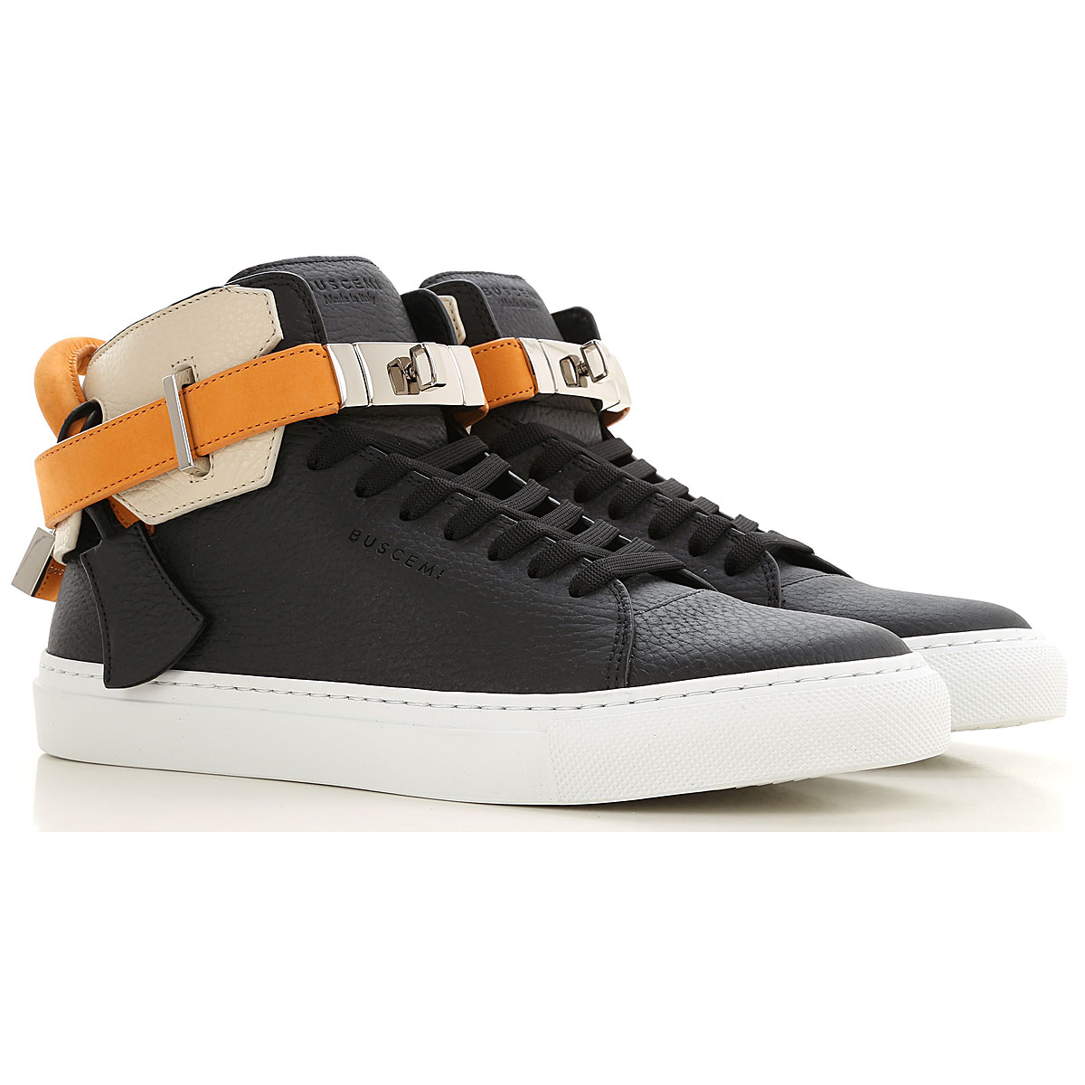 Buscemi Sneakers for Men On Sale, Black, Leather, 2019, 10 6.5 9