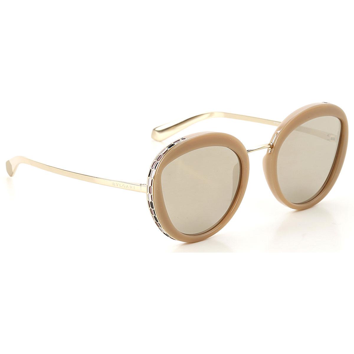 Image of Bvlgari Sunglasses On Sale, Sand, 2017