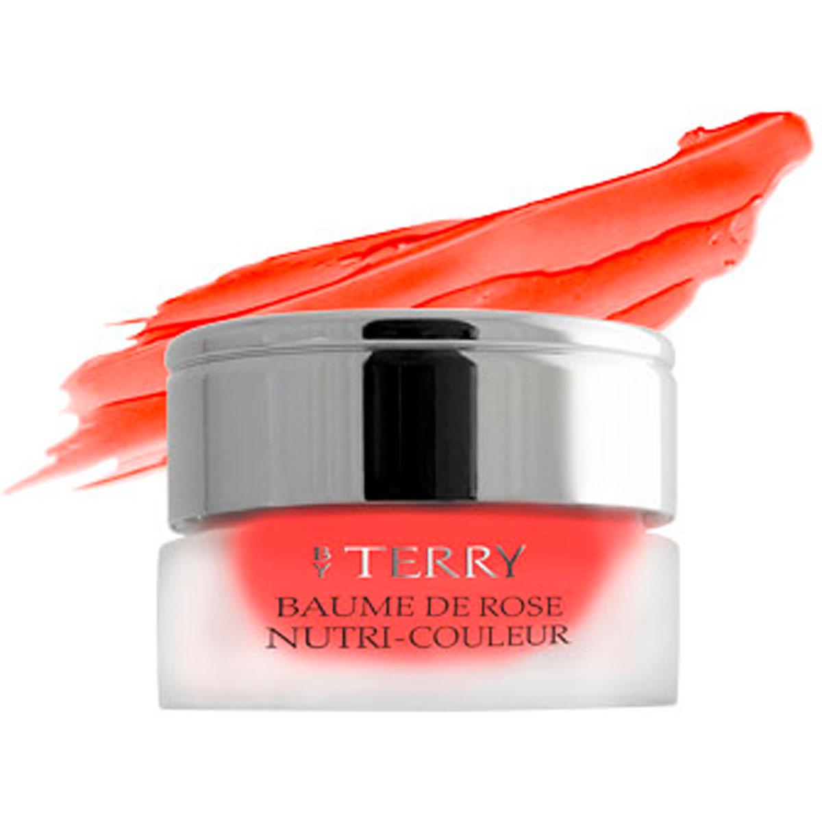 By Terry Makeup for Women, Baume De Rose - Tinted Lip Balm - N 2 Mandarina Pulp, 2019, 7 gr