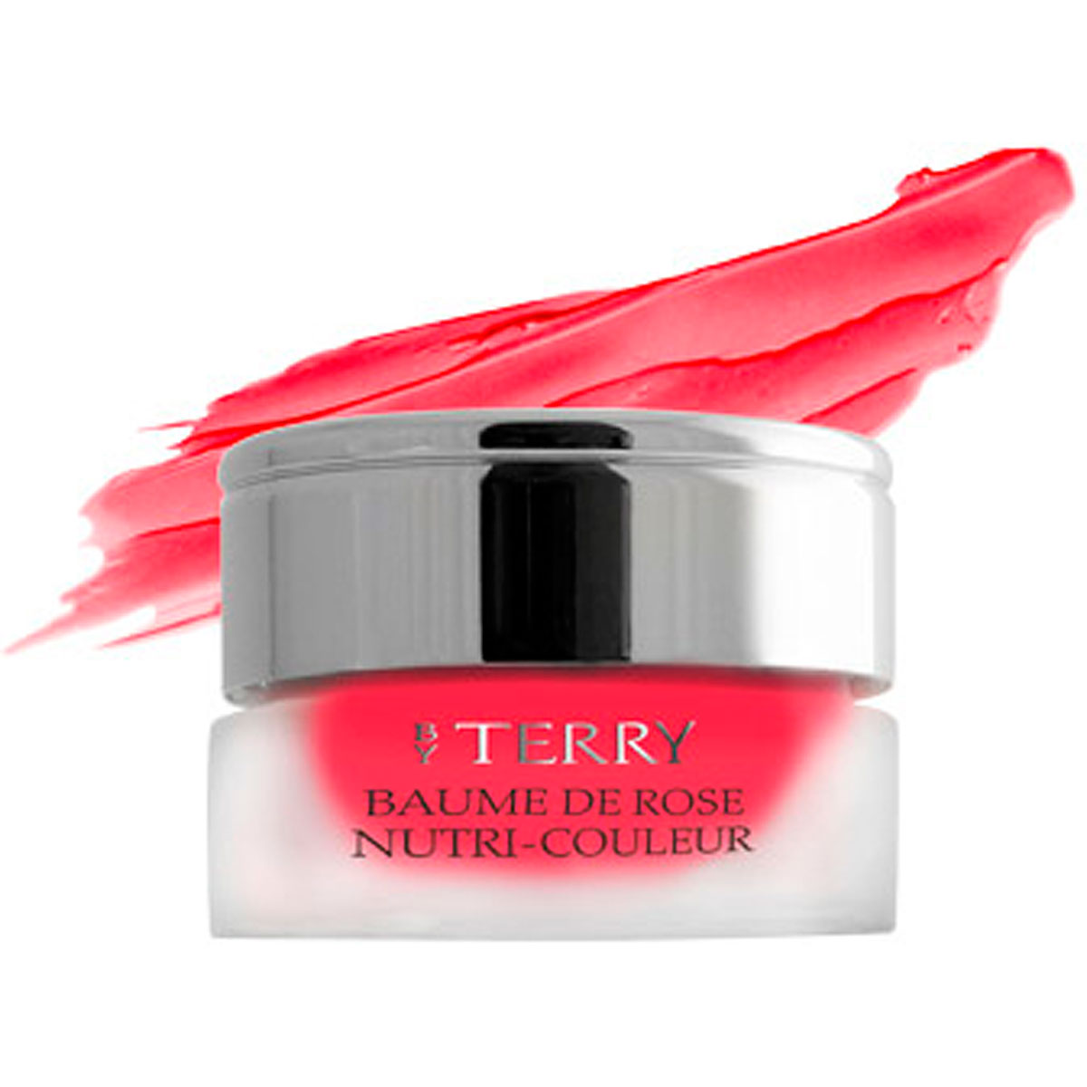 By Terry Makeup for Women, Baume De Rose - Tinted Lip Balm - N 3 Cherry Bomb, 2019, 7 gr