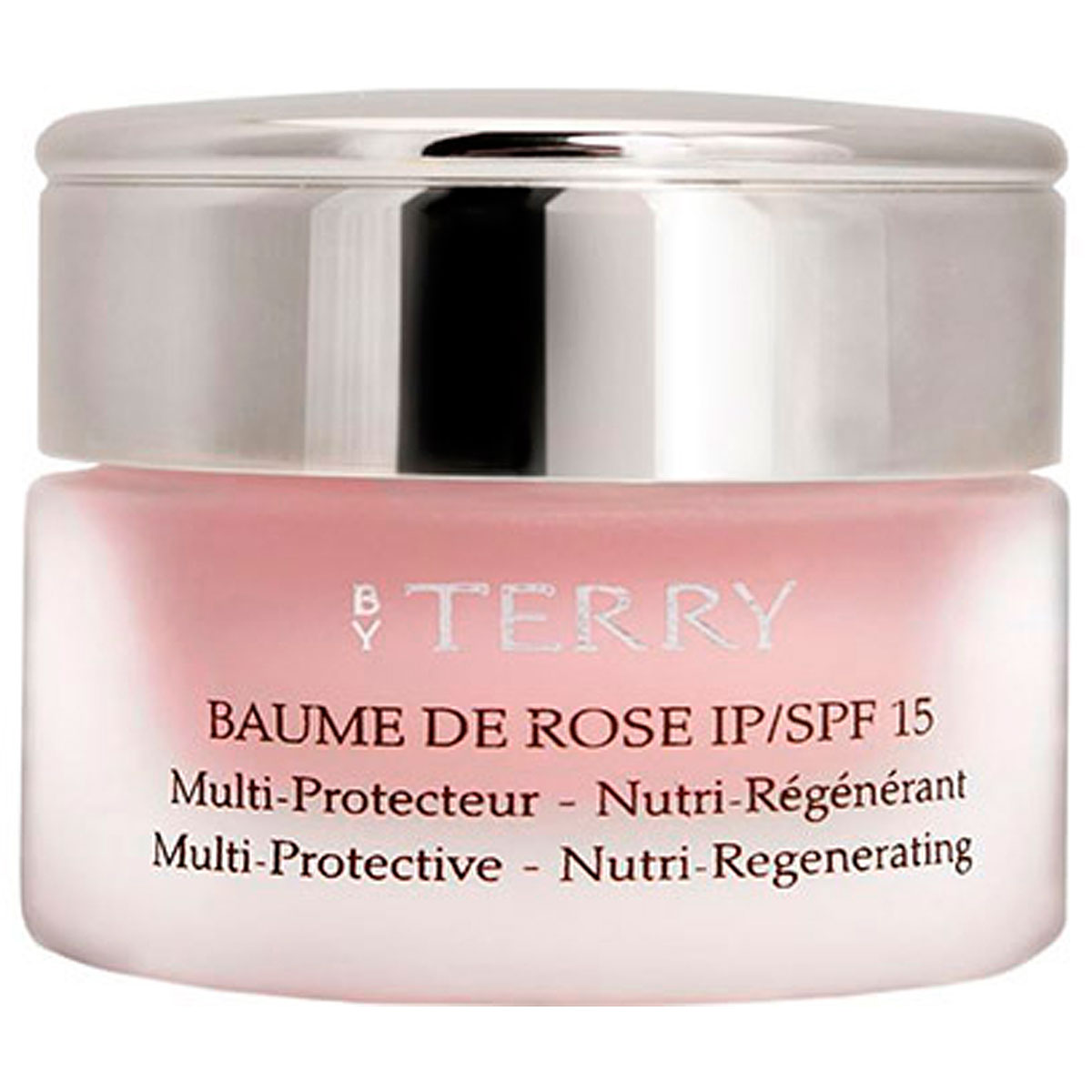 By Terry Makeup for Women, Baume De Rose - Lip Care Spf 15 - 10 Gr, 2019, 10 gr