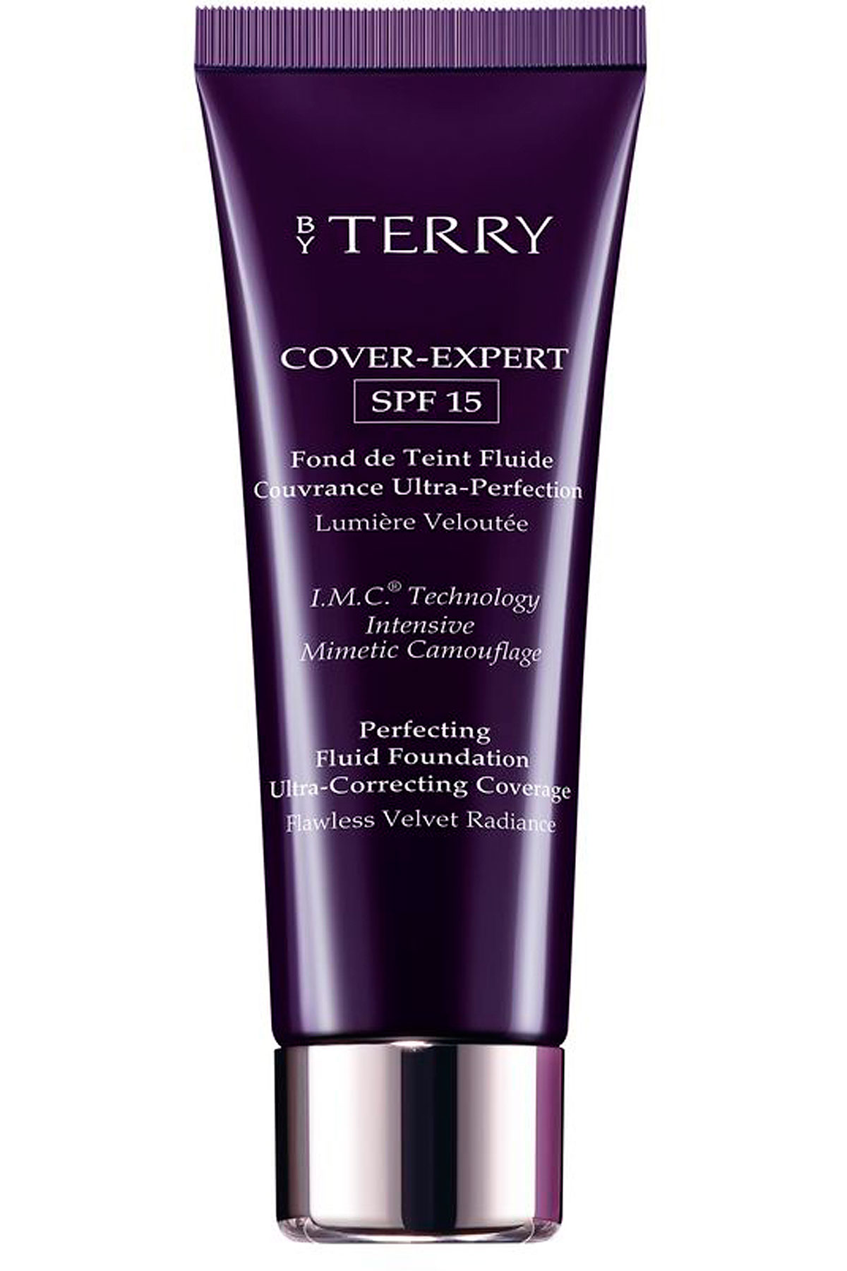 By Terry Makeup for Women, Cover-expert Spf15 - N.11 Amber Brown - 35 Ml, Amber Brown, 2019, 35 ml