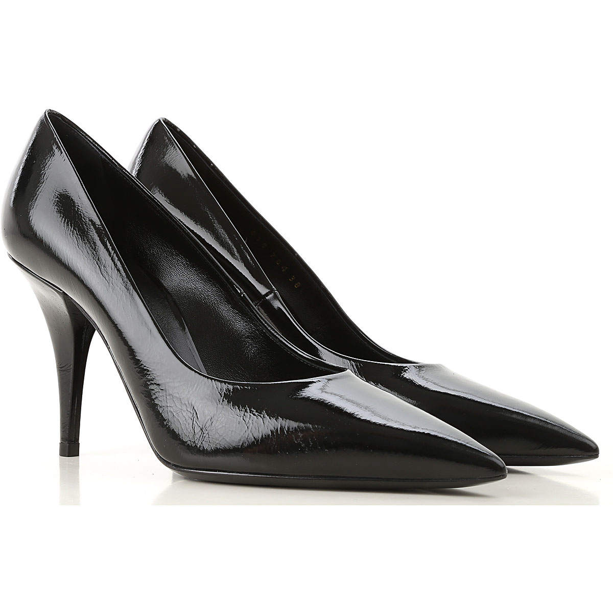 Casadei Pumps & High Heels for Women On Sale in Outlet, Black, Leather, 2019, 6.5 7 8 9