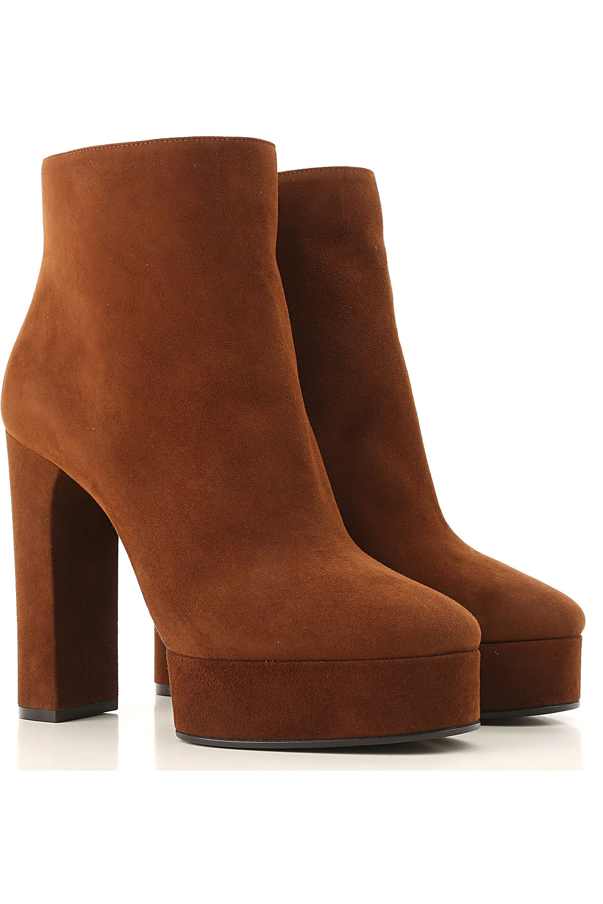 Casadei Boots for Women, Booties On Sale, Tobacco, suede, 2019, 10 8 8.5 9 9.5