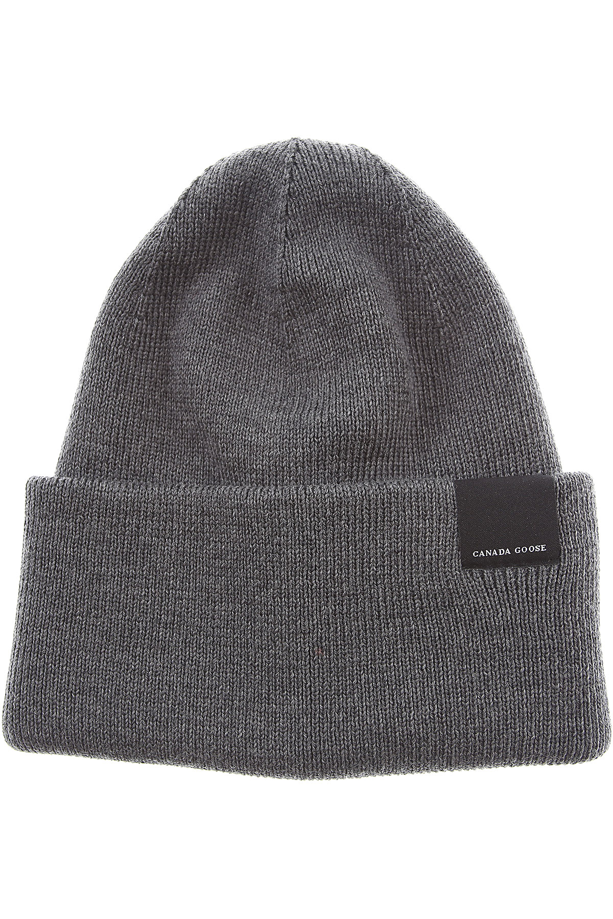 Image of Canada Goose Hat for Women, iron grey, Wool, 2017