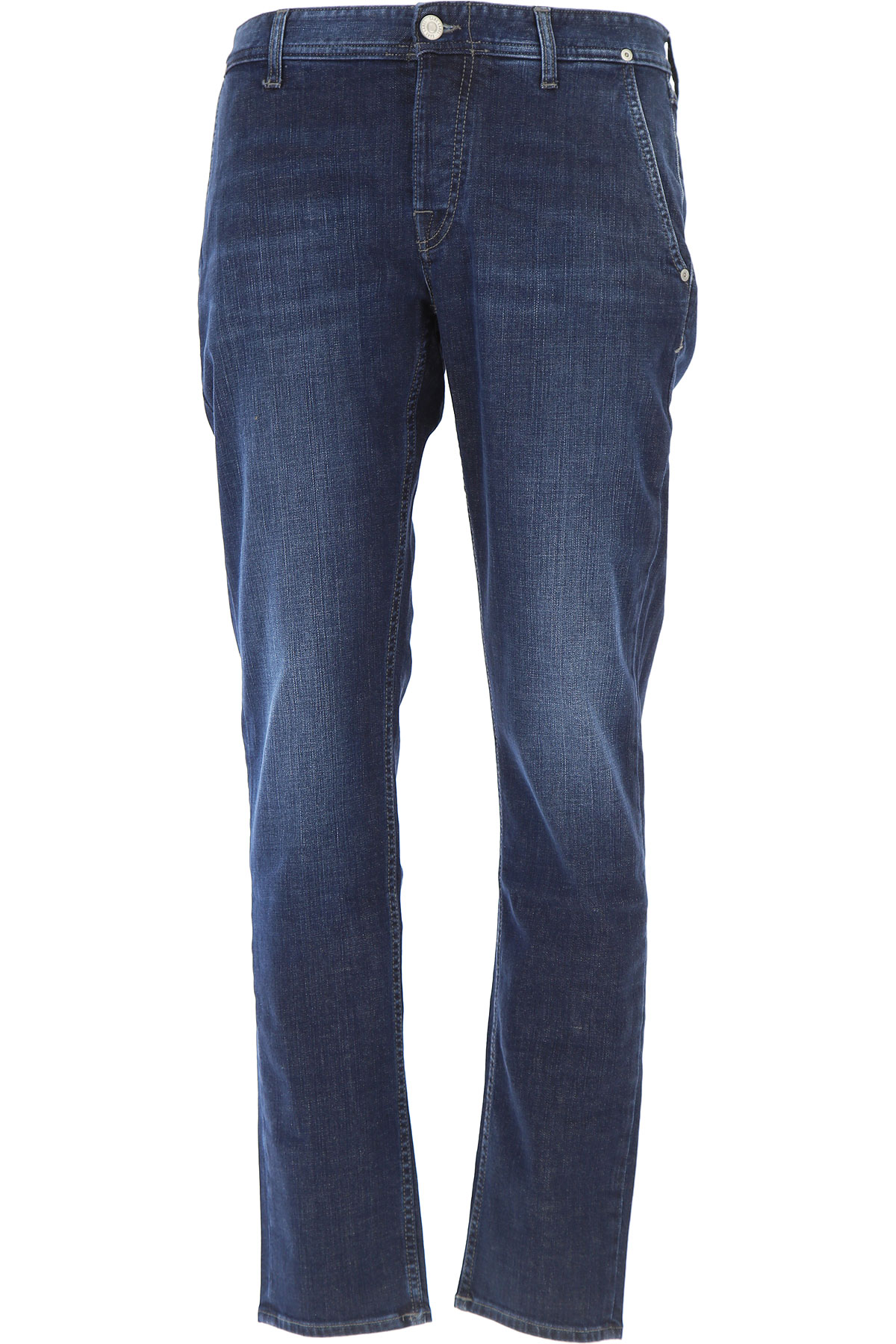Care Label Jeans On Sale, Blue Denim, Cotton, 2017, Waist 30 inches - Lenght 32 in Waist 31 inches - Lenght 32 in Waist 32 inches - Lenght 32 in Waist 33 inches - Lenght 32 in Waist 34 inches - Lenght