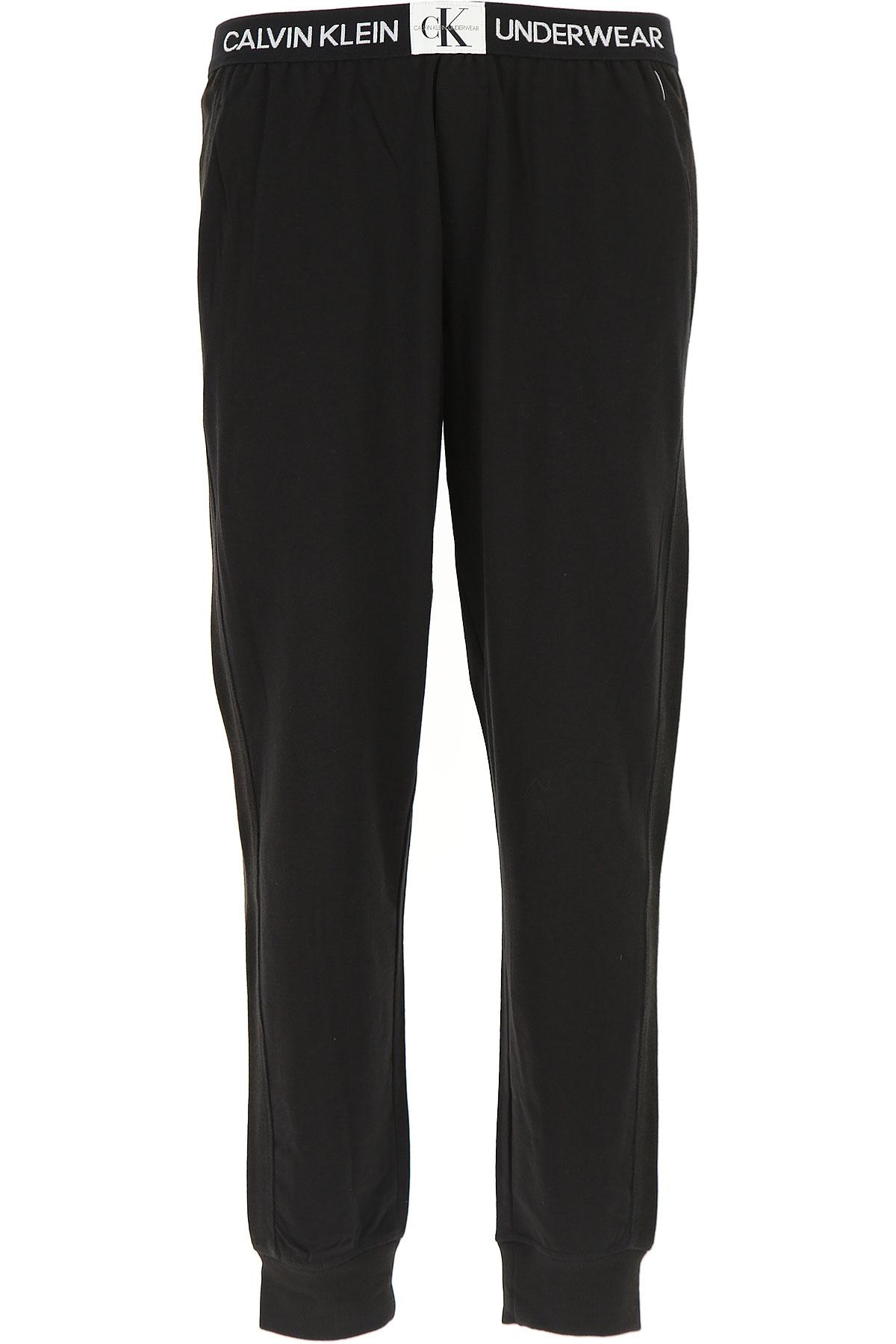 Image of Calvin Klein Mens Underwear, Black, Cotton, 2017, S (EU 3) M (EU 4) L (EU 5) XL (EU 6)