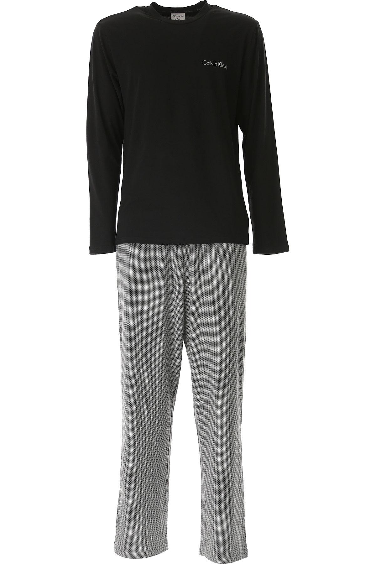 Calvin Klein Sous-VÊTEMENTS Homme Pas Cher En Soldes, Noir, Coton, 2019, L (EU 5) XL (EU 6)