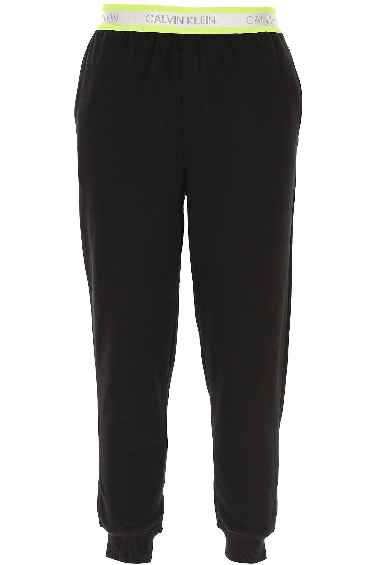 Calvin Klein Mens Underwear On Sale, Black, Cotton, 2019, M (IT 4) S (IT 3)