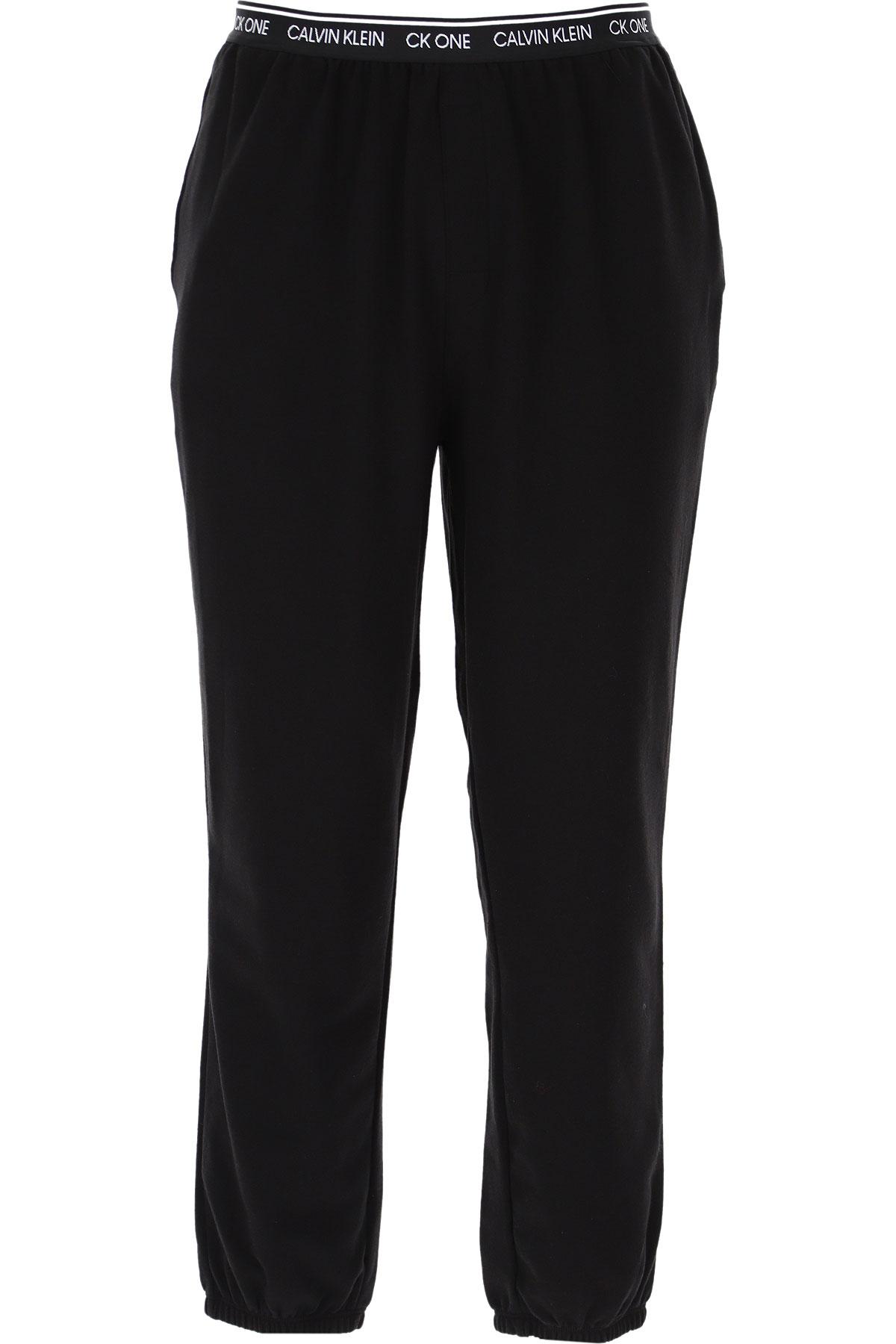 Calvin Klein Pajama for Men On Sale, Black, Cotton, 2019