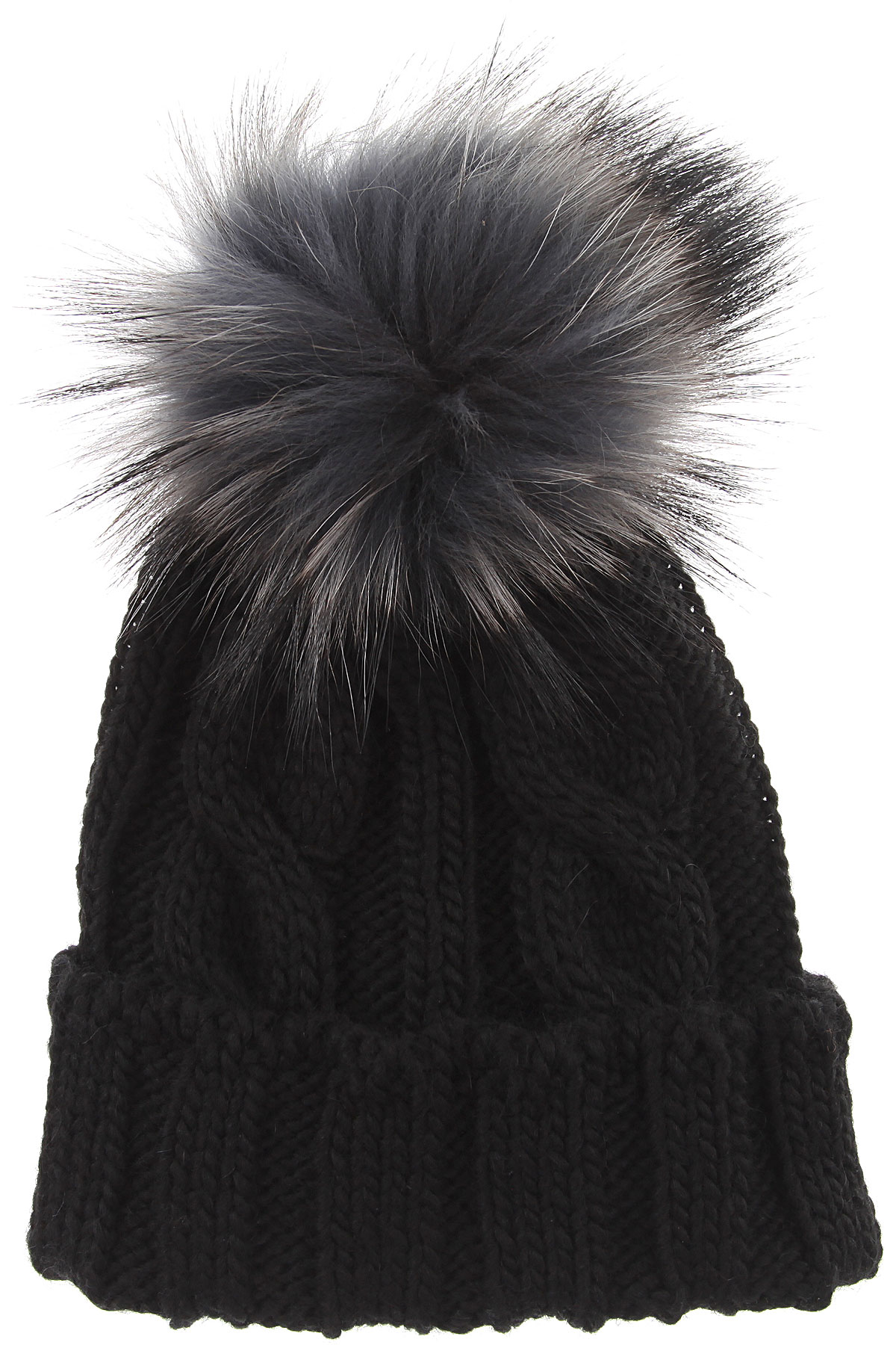 Image of Canadian Classic Kids Hats for Girls, Black, Acrylic, 2017, S M L