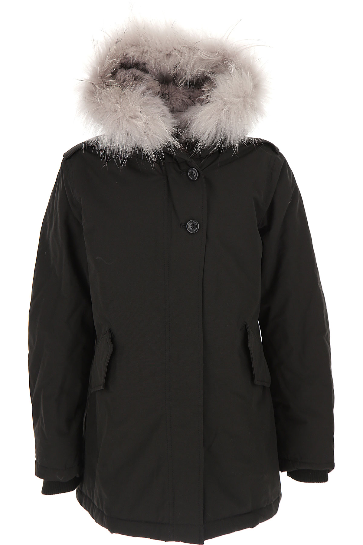 Image of Canadian Classic Kids Jacket for Boys, Black, Cotton, 2017, 10Y 14Y 16Y 8Y