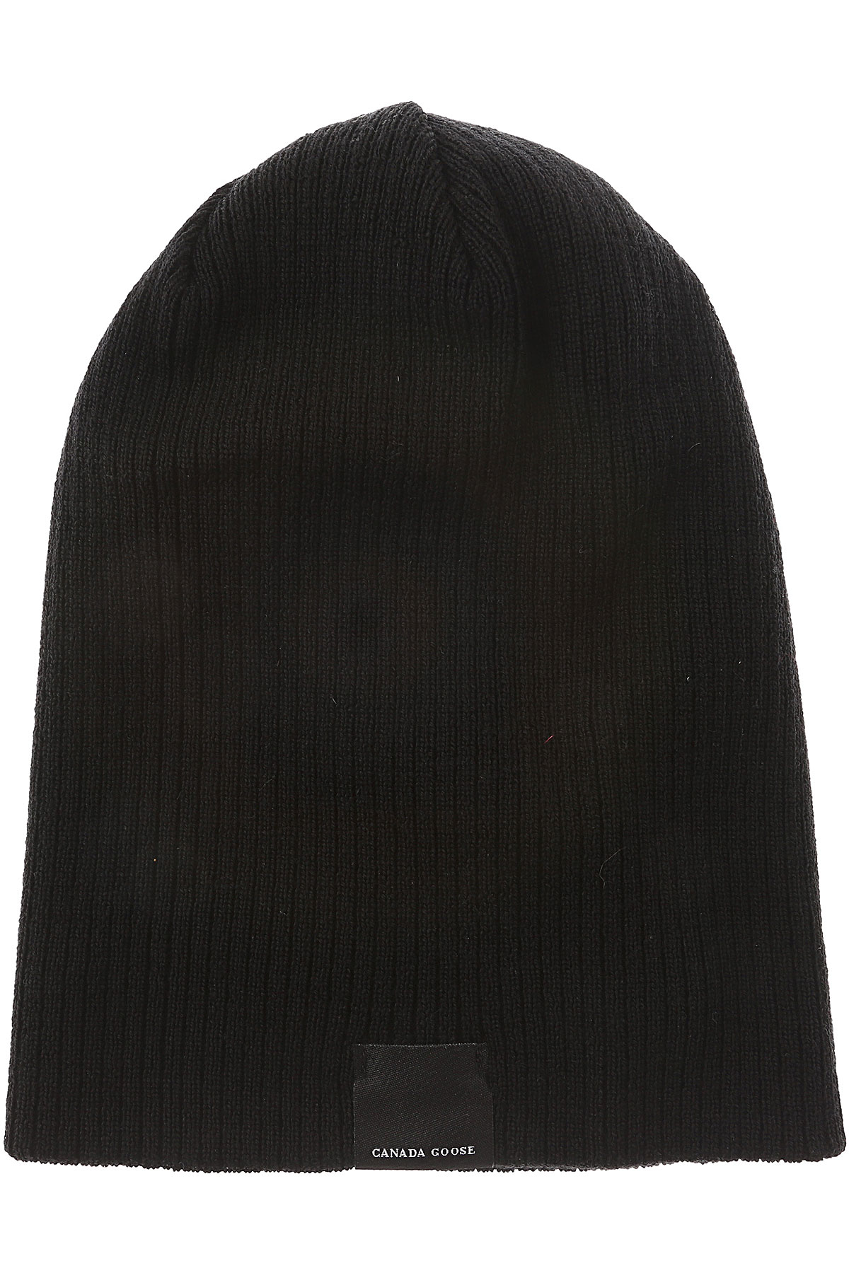 Image of Canada Goose Hat for Women On Sale in Outlet, Black, merino wool, 2017