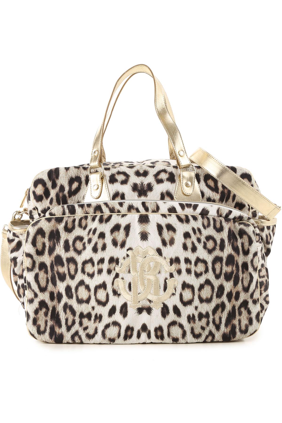 Roberto Cavalli Baby Girls Handbag On Sale, Leopard, polyester, 2019