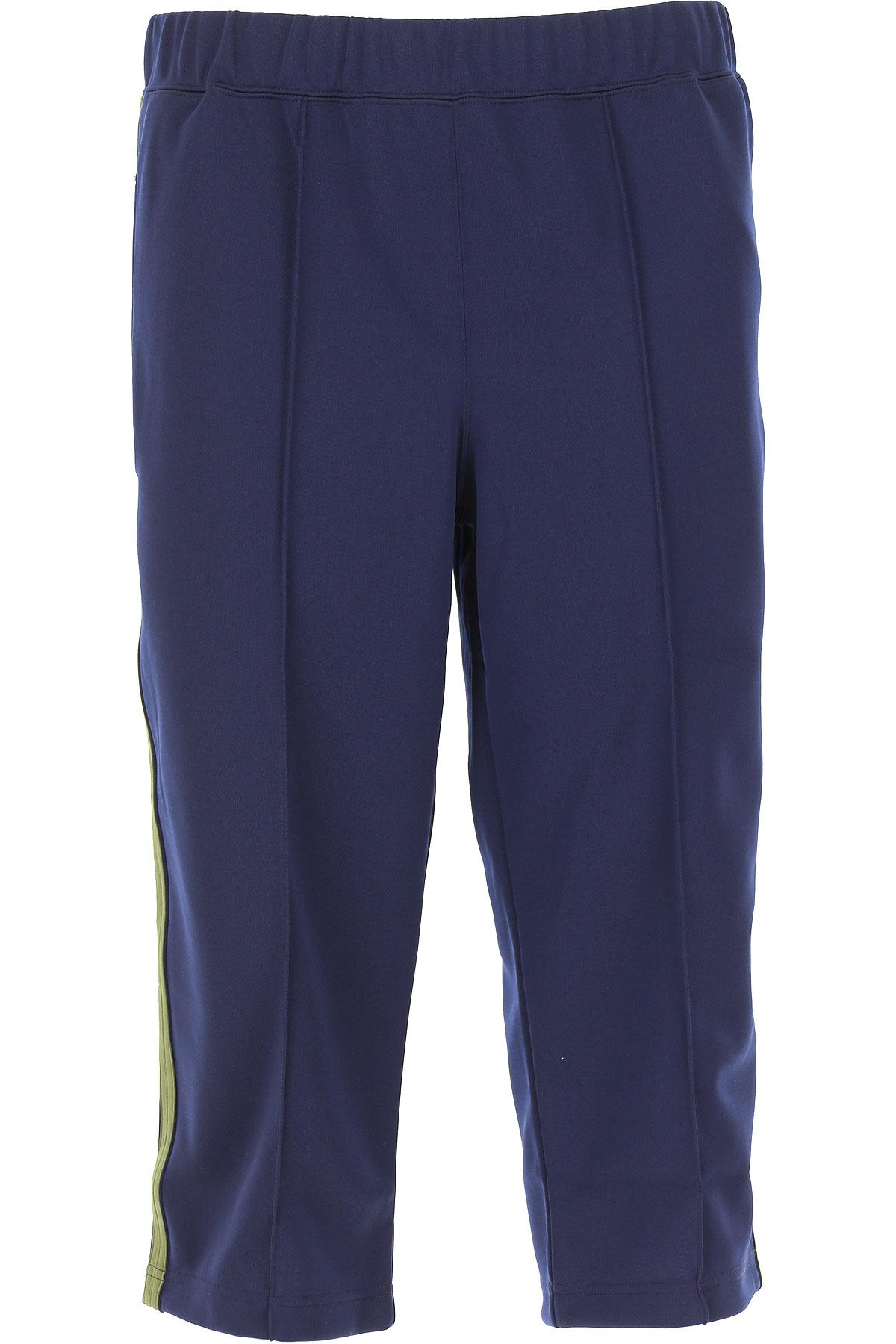 Comme des Garcons Pants for Men, Blue, polyester, 2019, L XL