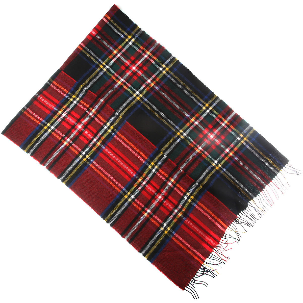 Comme des Garcons Scarf for Men On Sale, Red, Wool, 2019