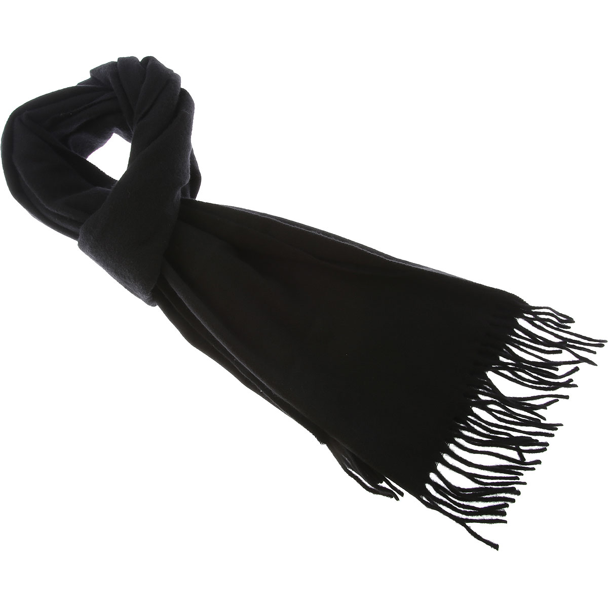 Comme des Garcons Scarf for Men On Sale, Black, Wool, 2019