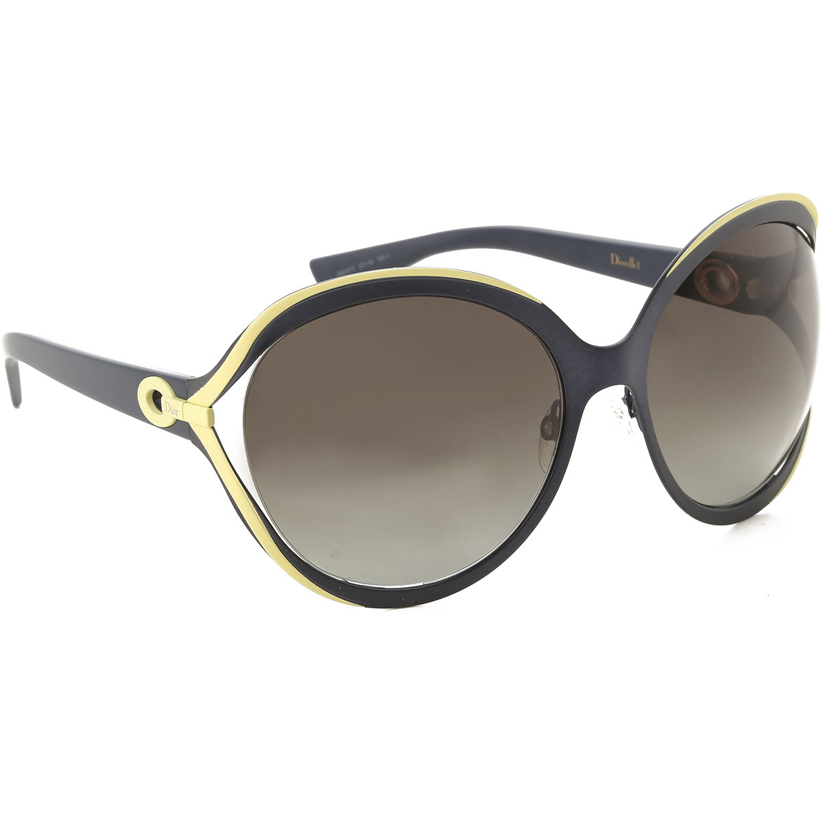 Christian Dior Sunglasses On Sale, Blue, 2019