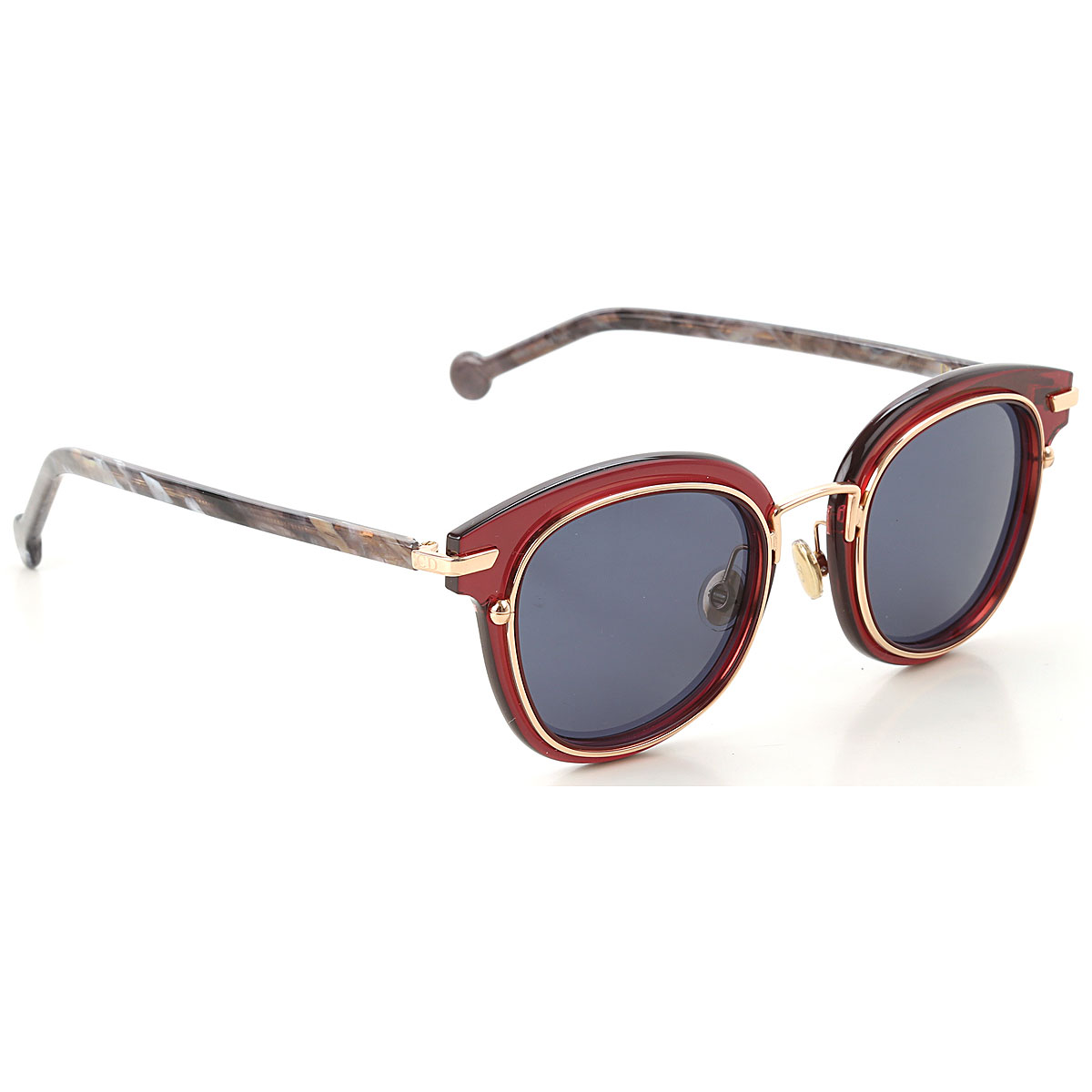 Image of Christian Dior Sunglasses On Sale, Burgundy, 2017