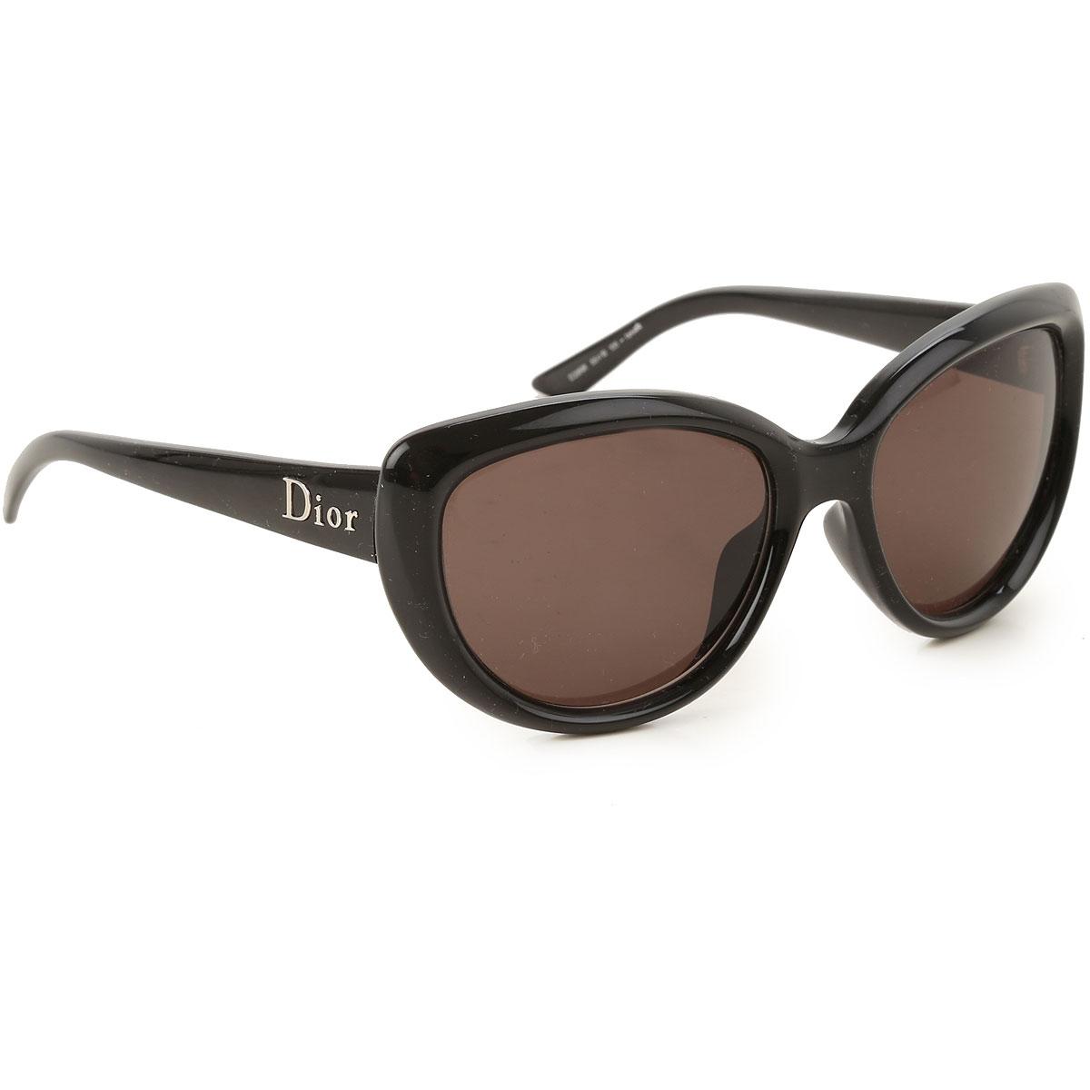 Christian Dior Sunglasses On Sale, Black, 2019