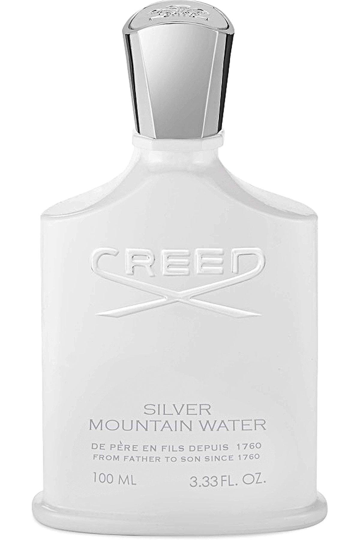 Creed Fragrances for Men, Silver Mountain Water - Eau De Parfum - 100 Ml, 2019, 100 ml