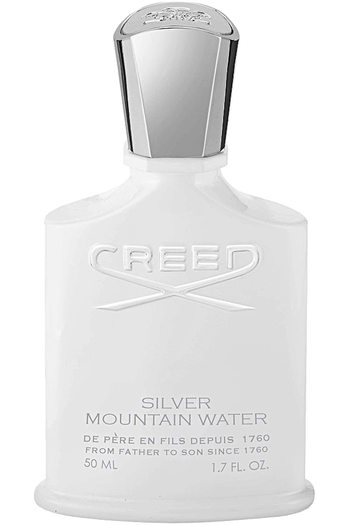 Creed Fragrances for Men, Silver Mountain Water - Eau De Parfum - 50 Ml, 2019, 50 ml