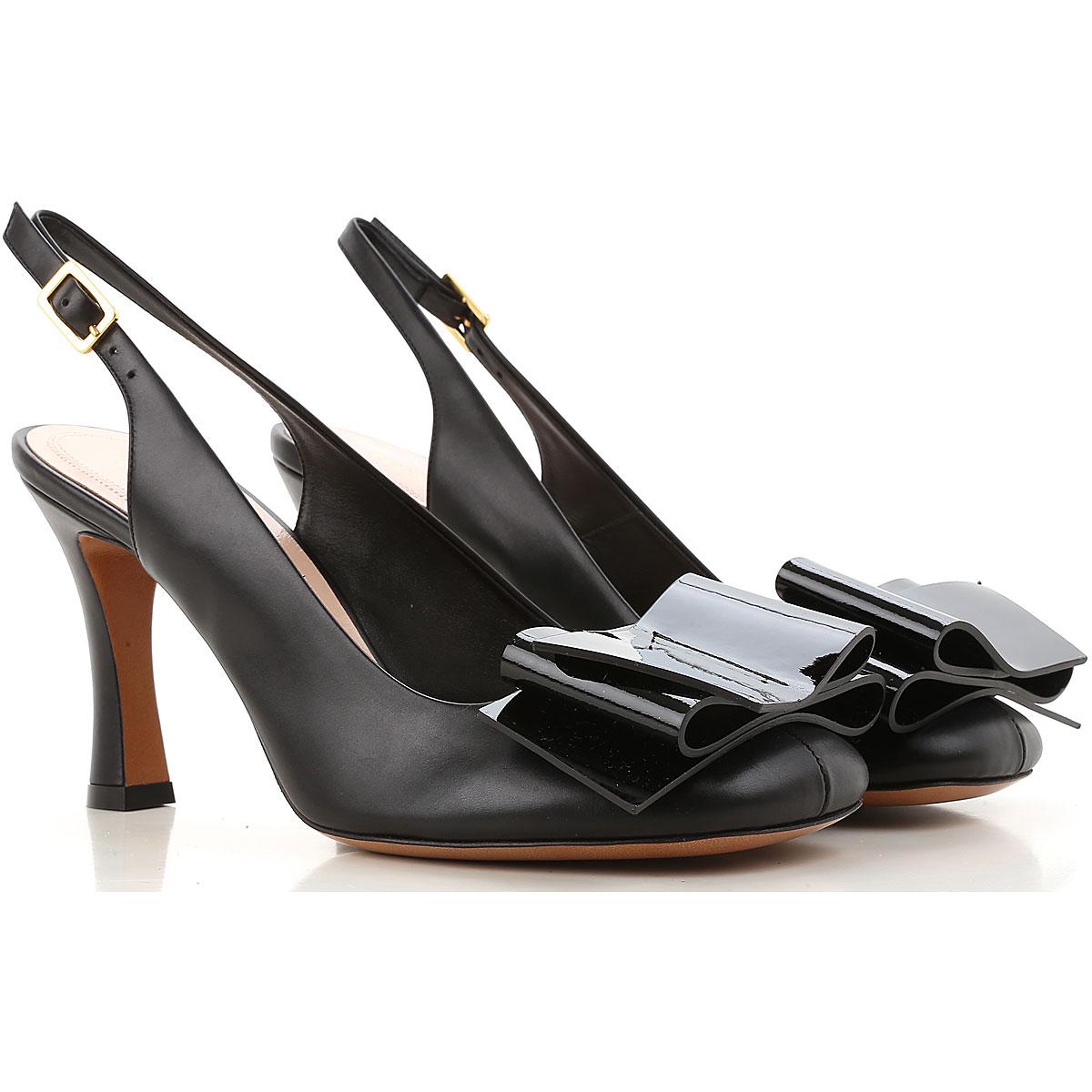 Image of Celine Pumps & High Heels for Women, Black, Leather, 2017, 5 5.5 6 6.5 7 8 8.5 9