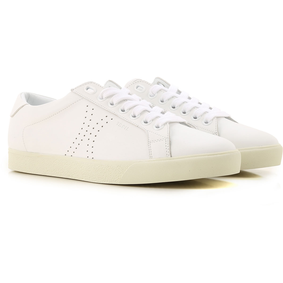Celine Sneakers for Women On Sale, White, Leather, 2019, 6 8