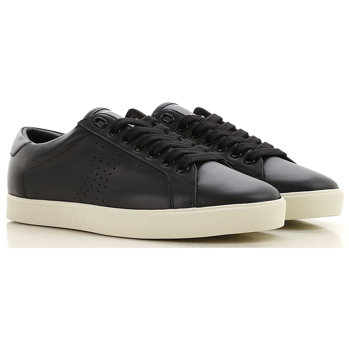 Celine Sneaker Femme, Noir, Cuir, 2019, 38 39