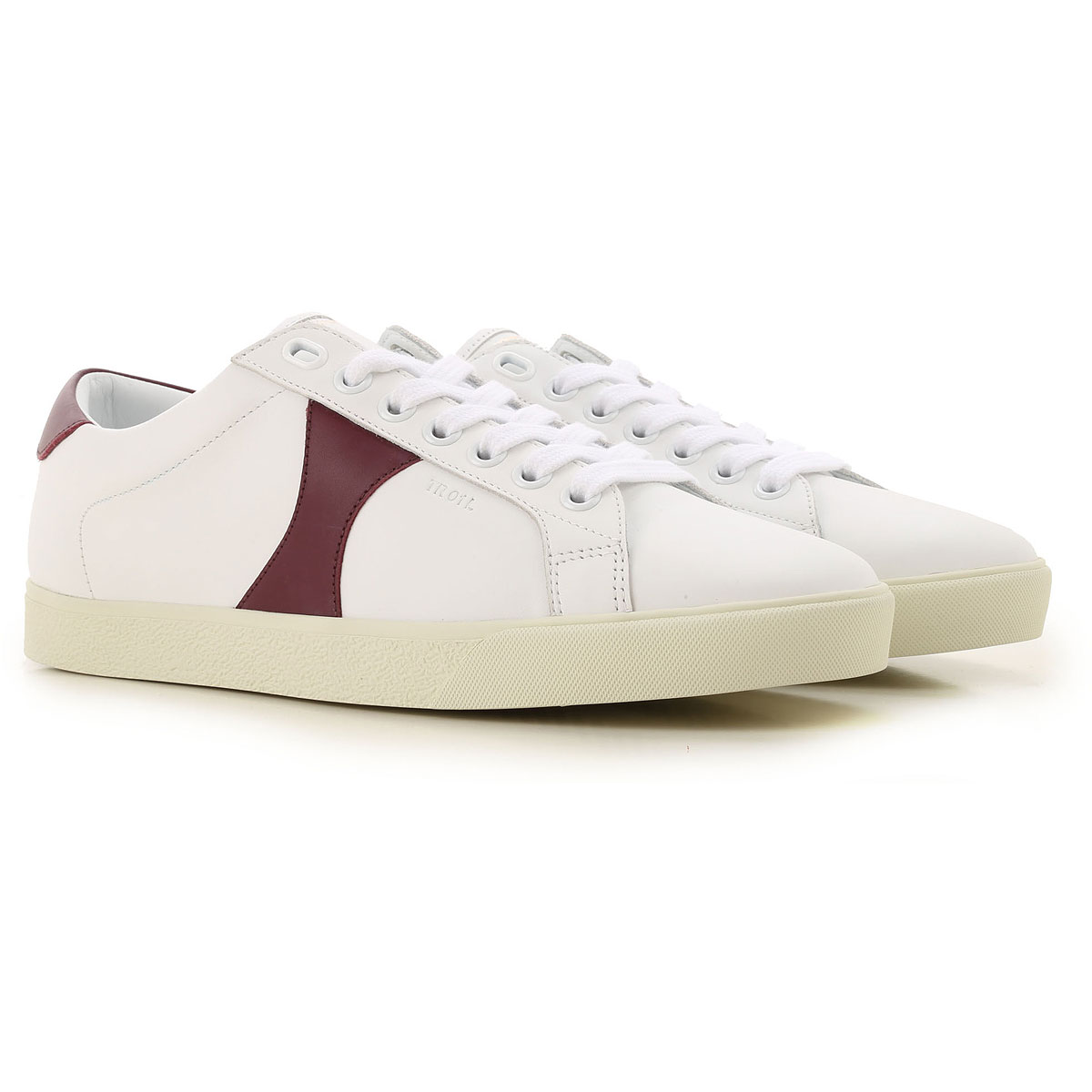 Celine Sneakers for Women On Sale, White, Leather, 2019, 6 7 8 9