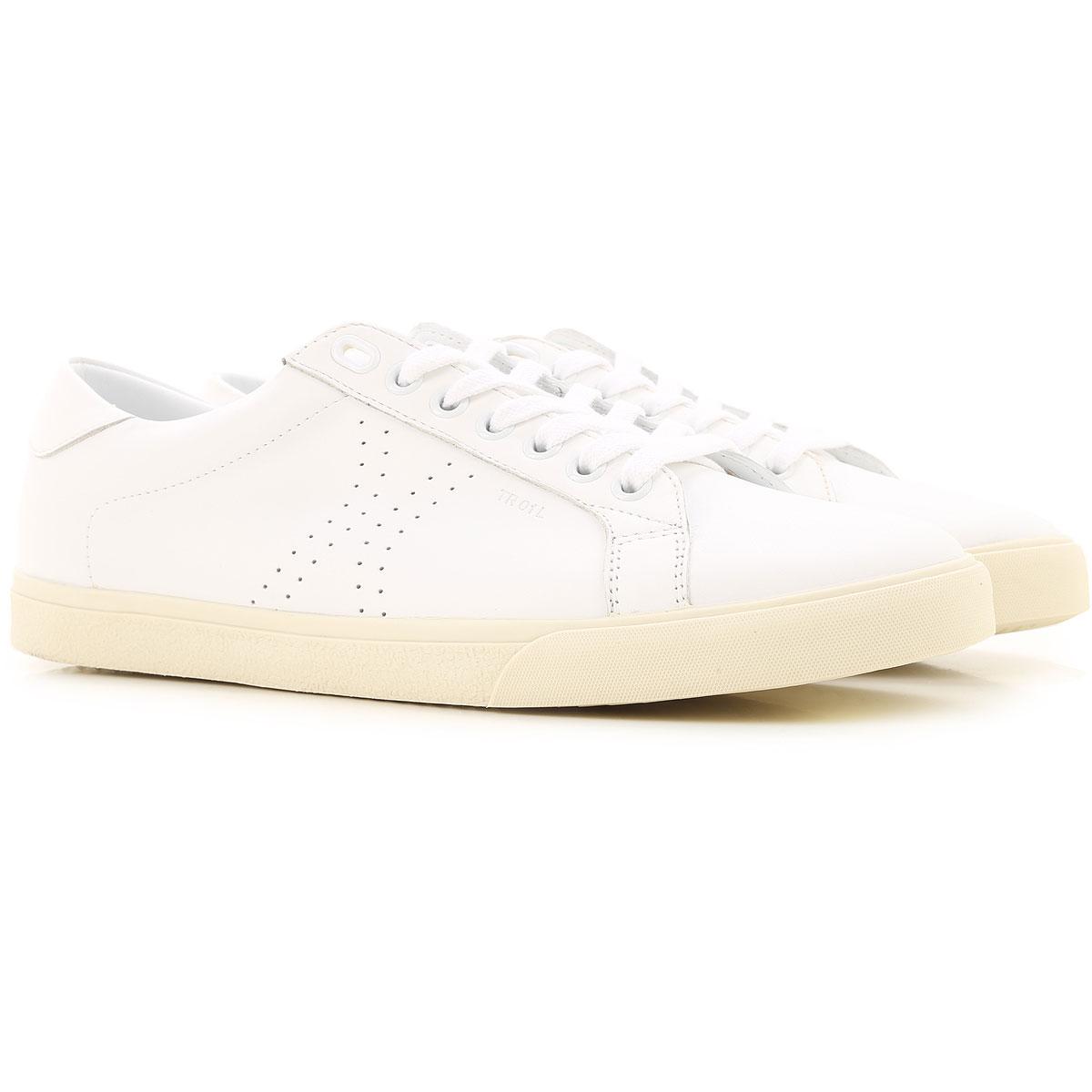 Celine Sneaker Homme, Blanc, Cuir, 2019, 39 42