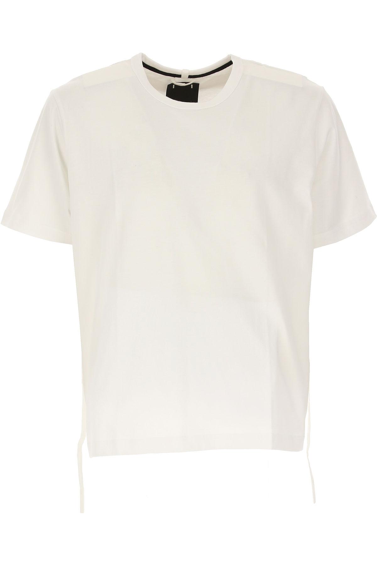 Craig Green T-shirt Homme Pas cher en Soldes, Blanc, Coton, 2017, L M S