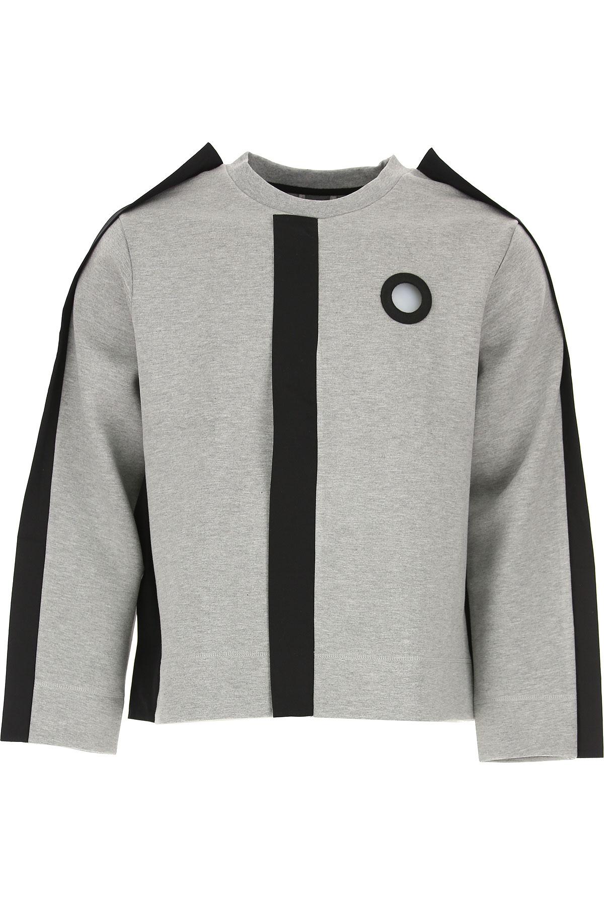 Craig Green Sweatshirt for Men On Sale in Outlet, Melange Grey, viscosa, 2019, L M S