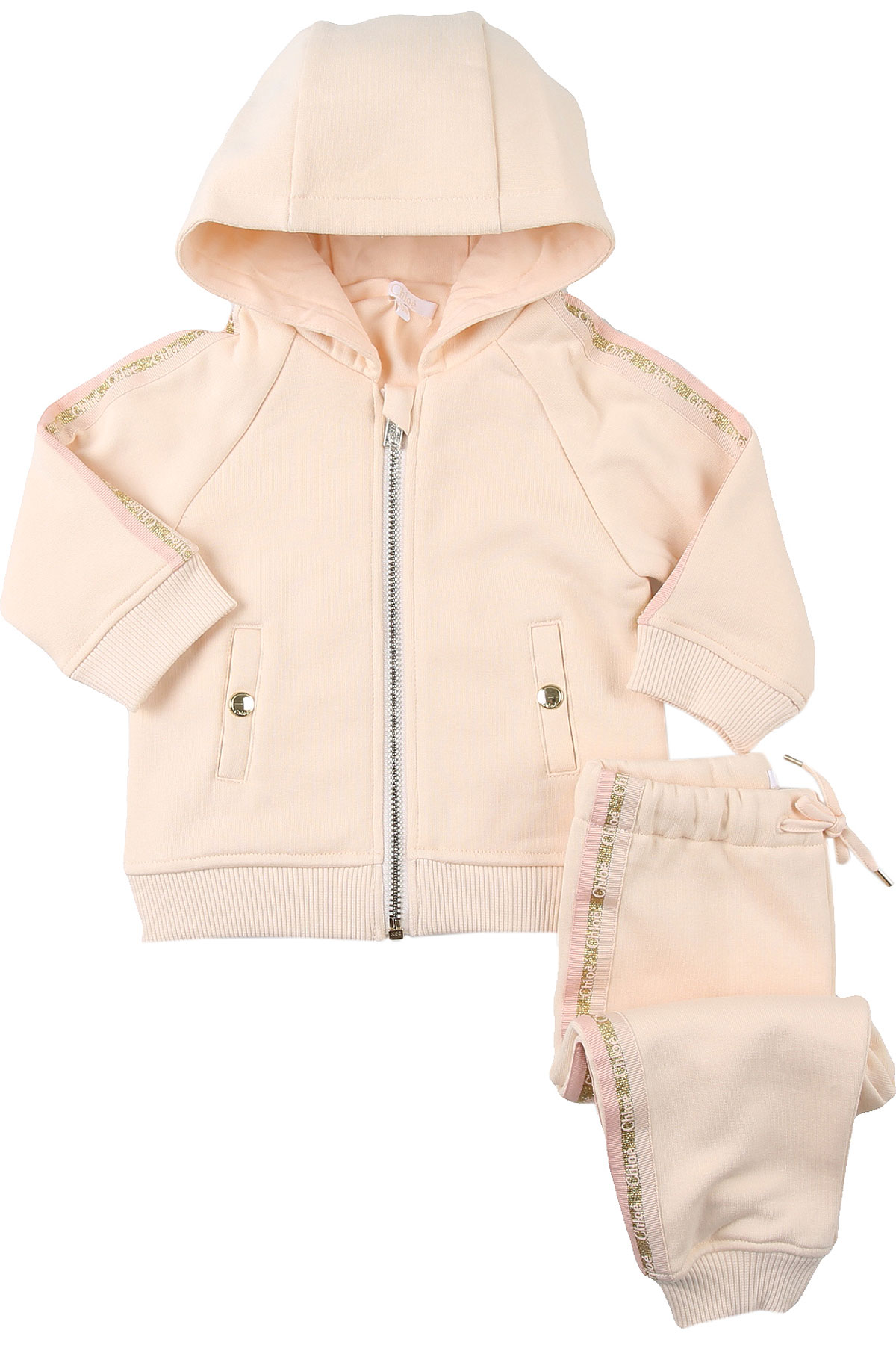 Chloe Baby Sets for Girls On Sale, Rose, Cotton, 2019, 12M 2Y 9M