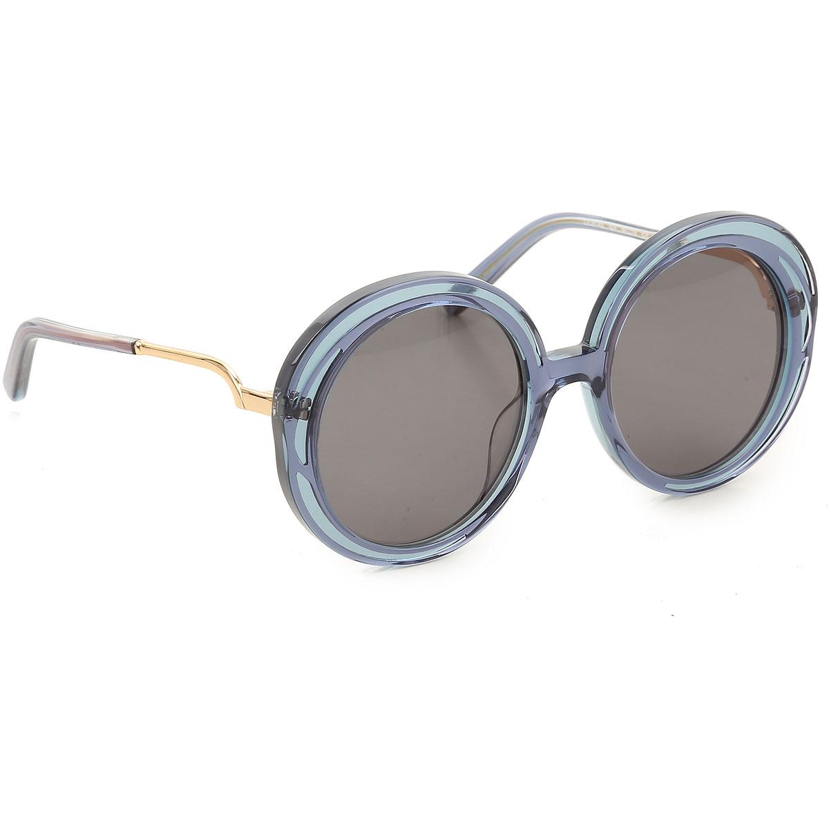 Image of Chloe Kids Sunglasses for Girls On Sale, Blue, 2017