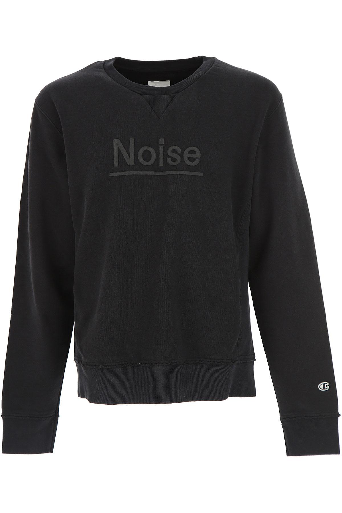 Champion Sweatshirt for Men On Sale, Black, Cotton, 2017, L M S USA-454782