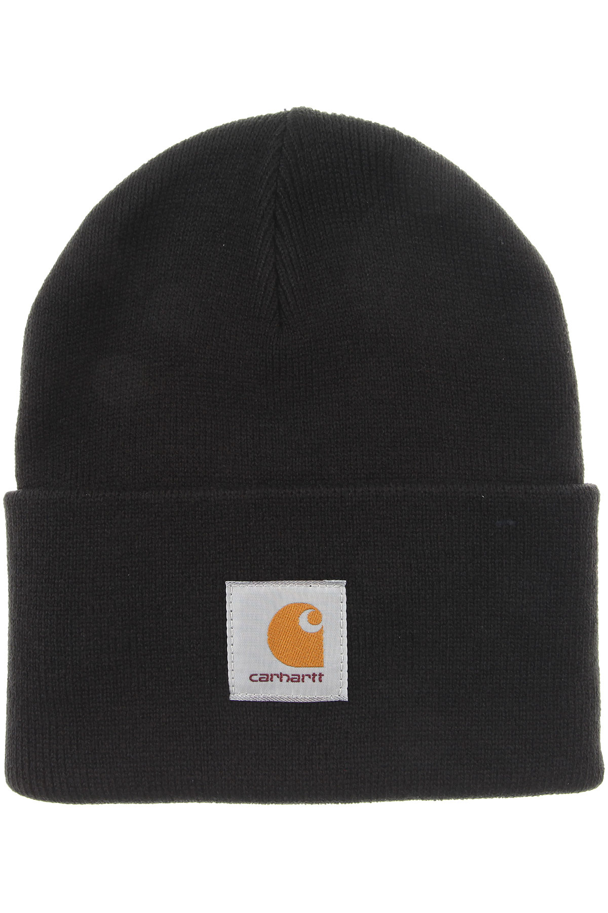 Image of Carhartt Hat for Women, Black, Acrylic, 2017