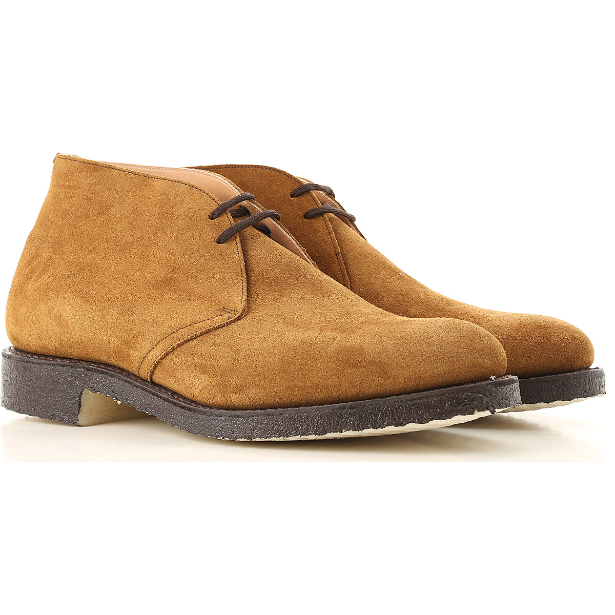 Image of Church's Boots for Men, Booties, Maracca, suede, 2017, 10 10.5 11 8 8.5 9 9.5