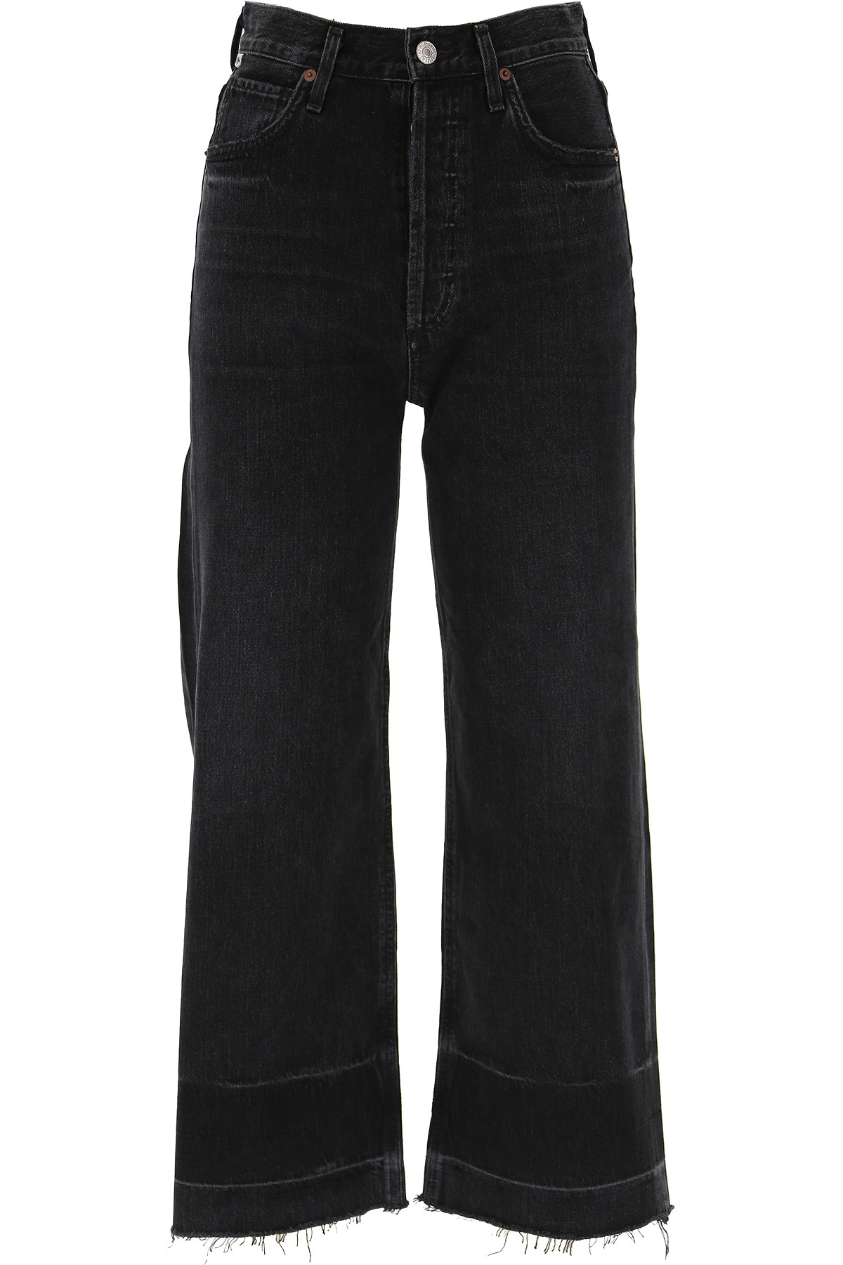 Citizens of Humanity Jeans On Sale, Black, Cotton, 2019, 24 25 26 27