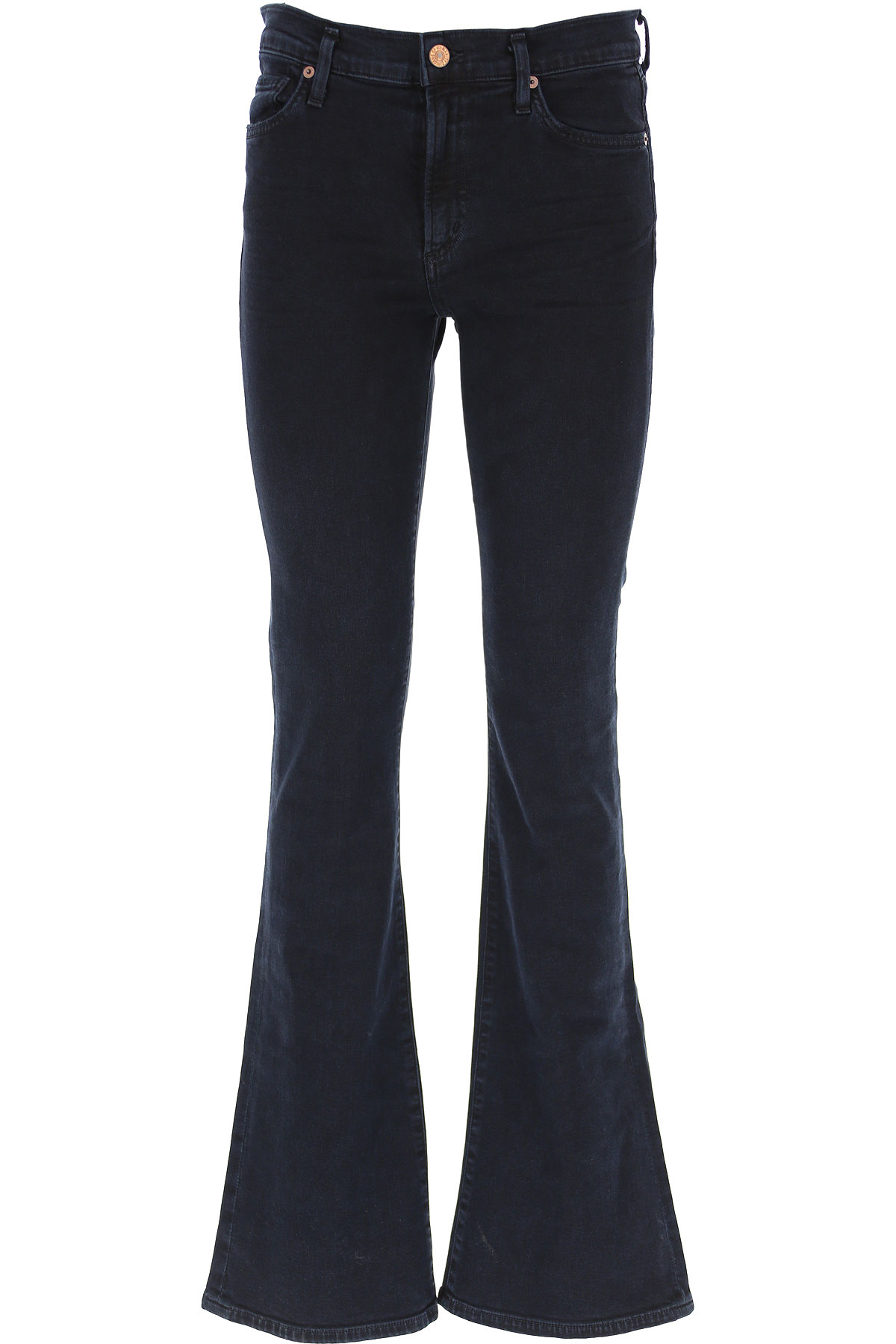 Citizens of Humanity Jeans On Sale, Navy Blue, Cotton, 2019, 25 27 28